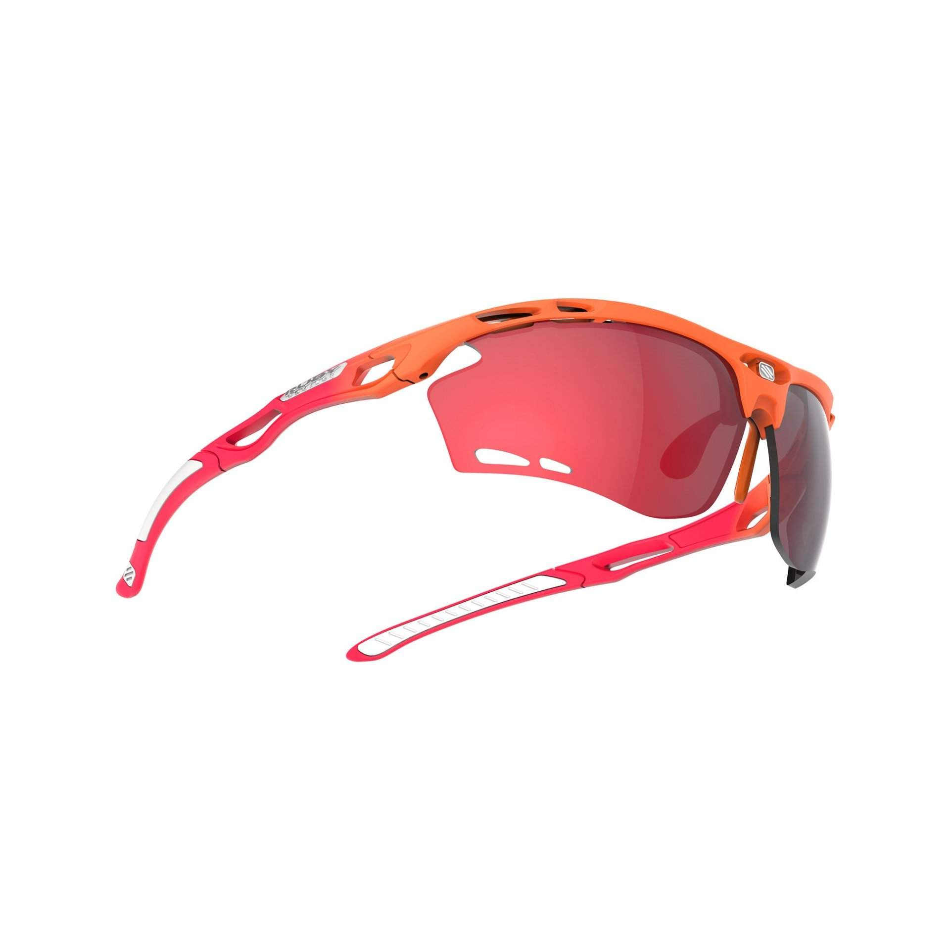 OKULARY RUDY PROJECT PROPULSE MANDARIN FADE CORAL|MULTILASER RED 3
