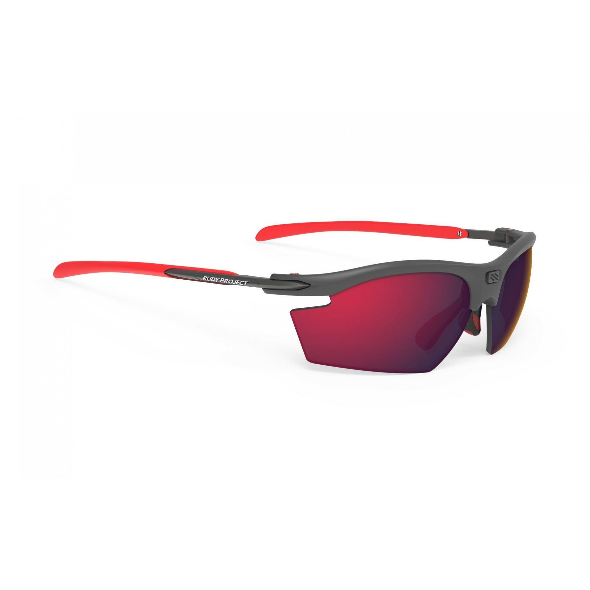 OKULARY RUDY PROJECT RYDON GRAPHITE|RED + ML RED SP533898 1