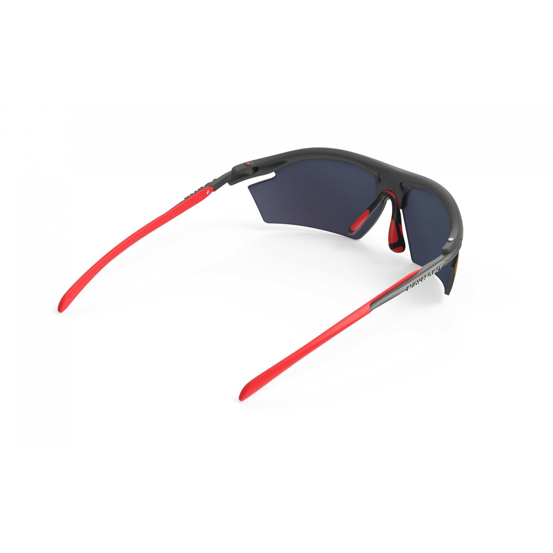 OKULARY RUDY PROJECT RYDON GRAPHITE|RED + ML RED SP533898 5