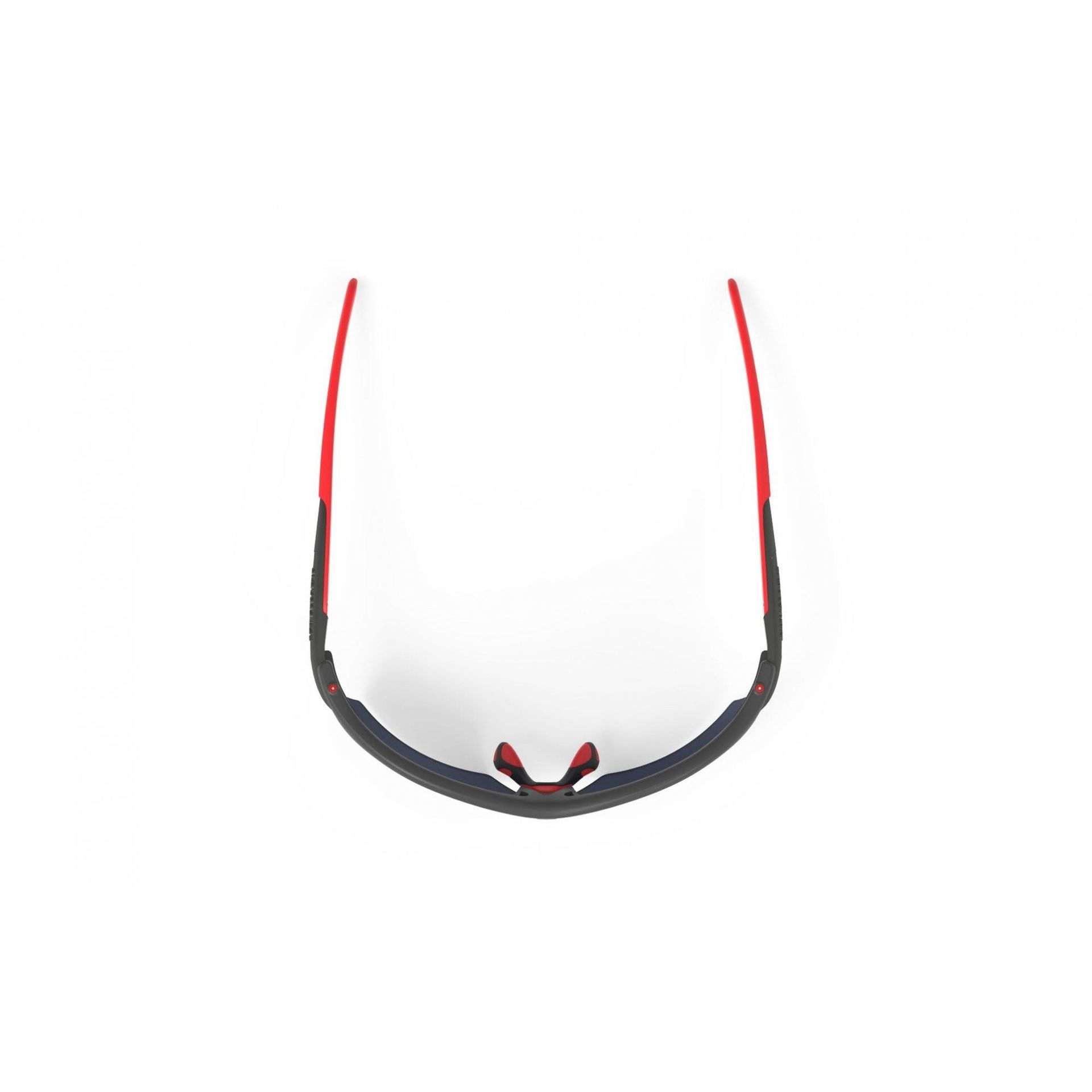 OKULARY RUDY PROJECT RYDON GRAPHITE|RED + ML RED SP533898 6