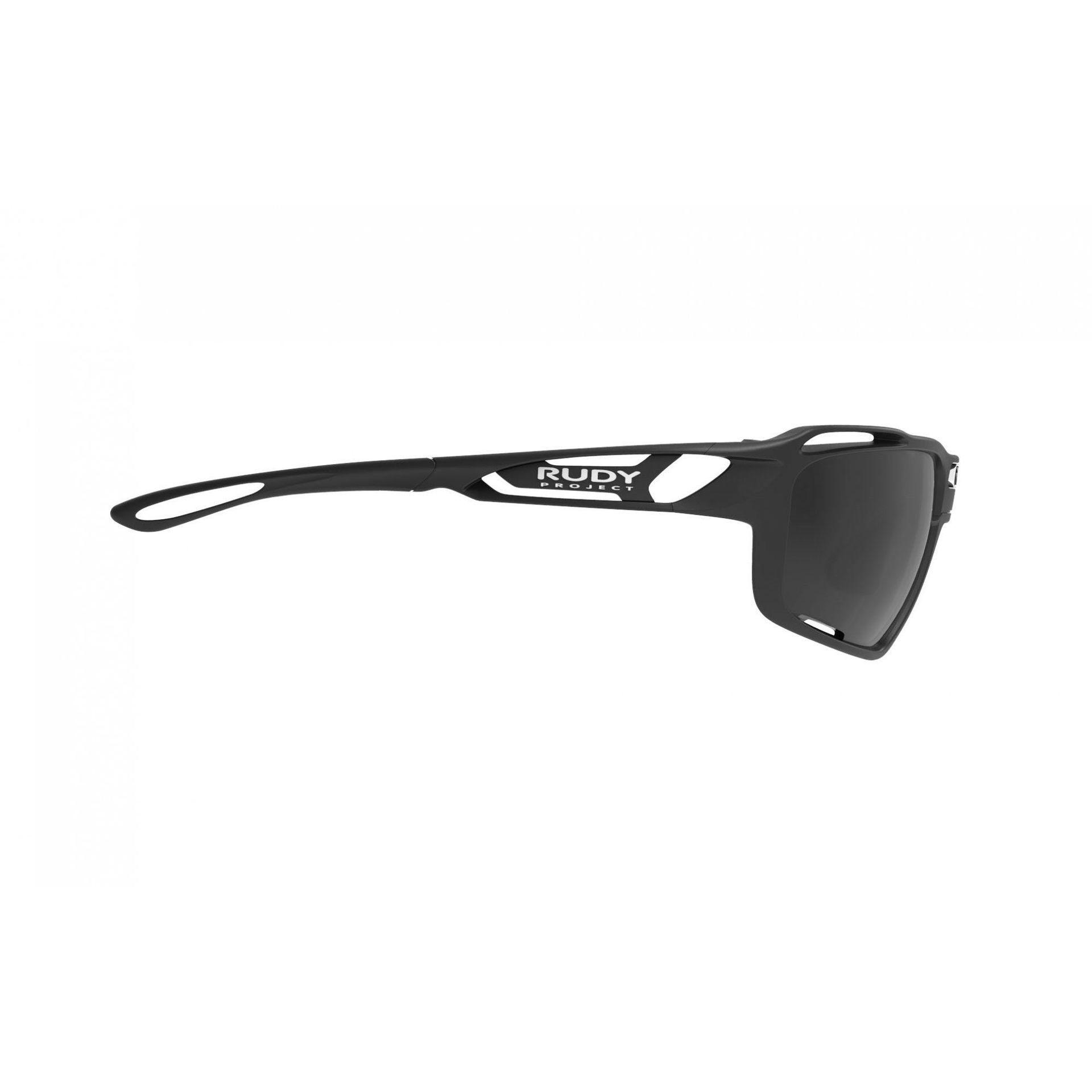 OKULARY RUDY PROJECT SINTRYX BLACK + SMOKE|TRANS SP491006 4