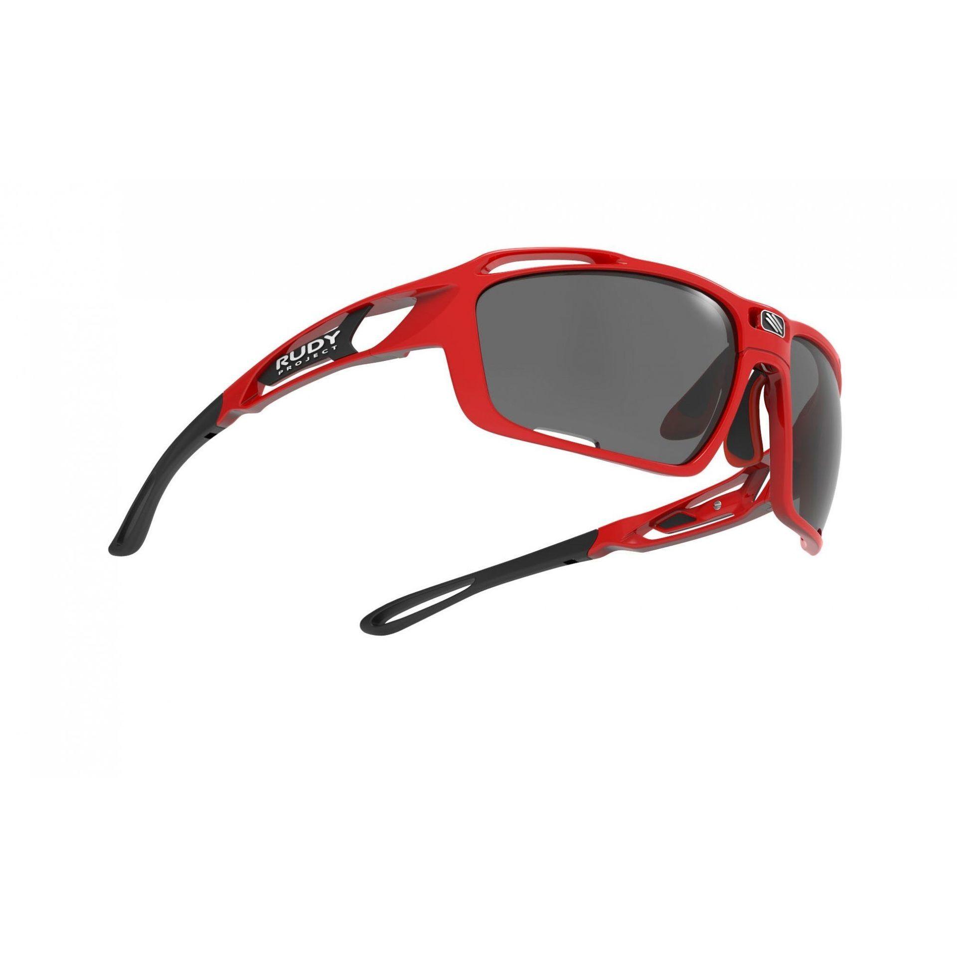 OKULARY RUDY PROJECT SINTRYX FIRE RED + SMOKE|TRANS SP491045 3