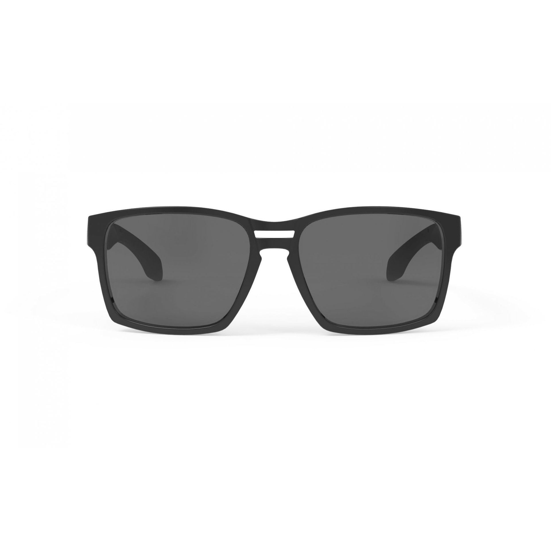 OKULARY RUDY PROJECT SPINAIR 57 BLACK + SMOKE BLACK SP571042 2