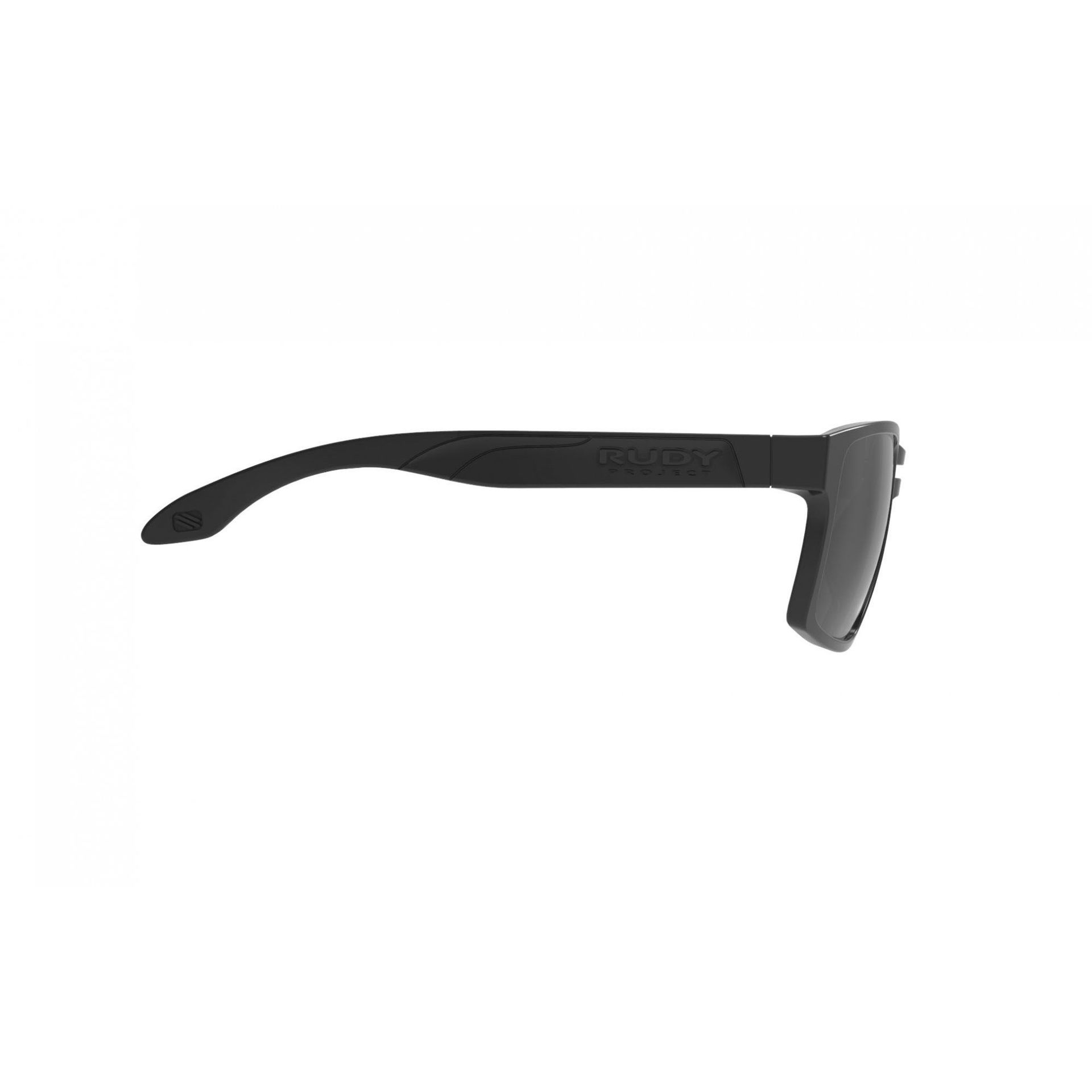 OKULARY RUDY PROJECT SPINAIR 57 BLACK + SMOKE BLACK SP571042 4