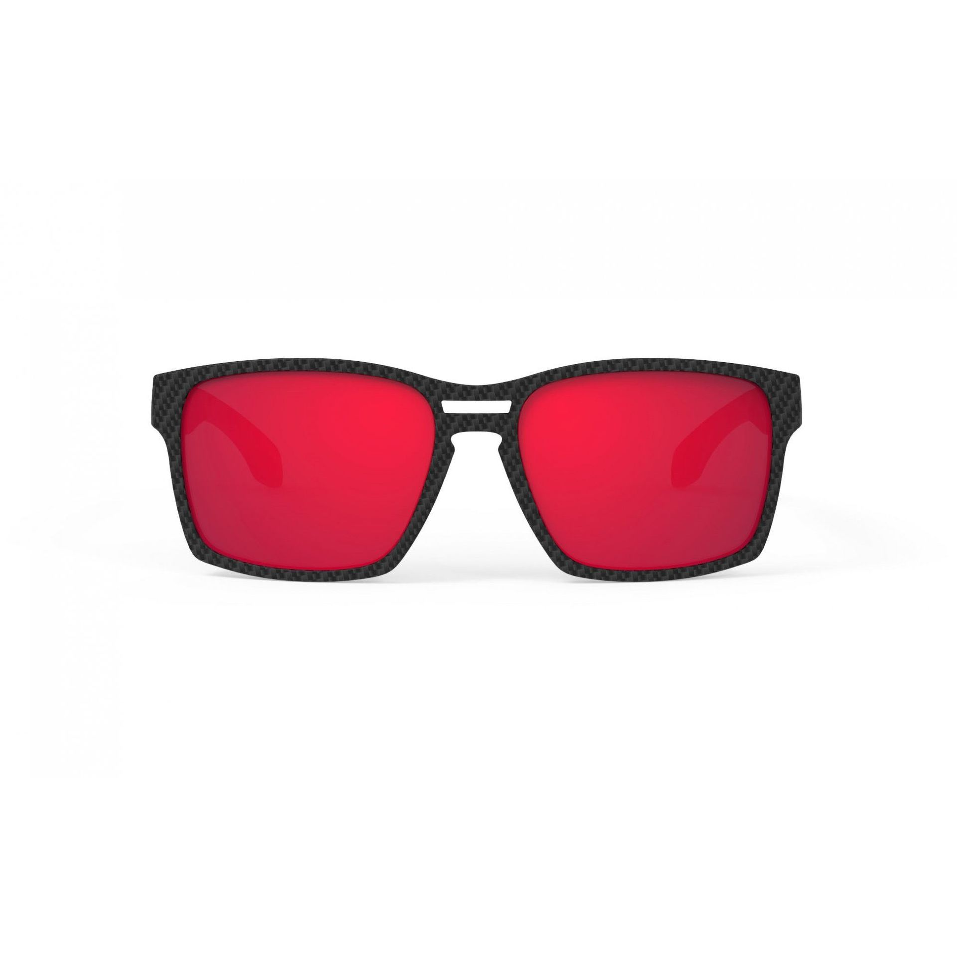 OKULARY RUDY PROJECT SPINAIR 57 CARBONIUM + ML RED SP573819 3