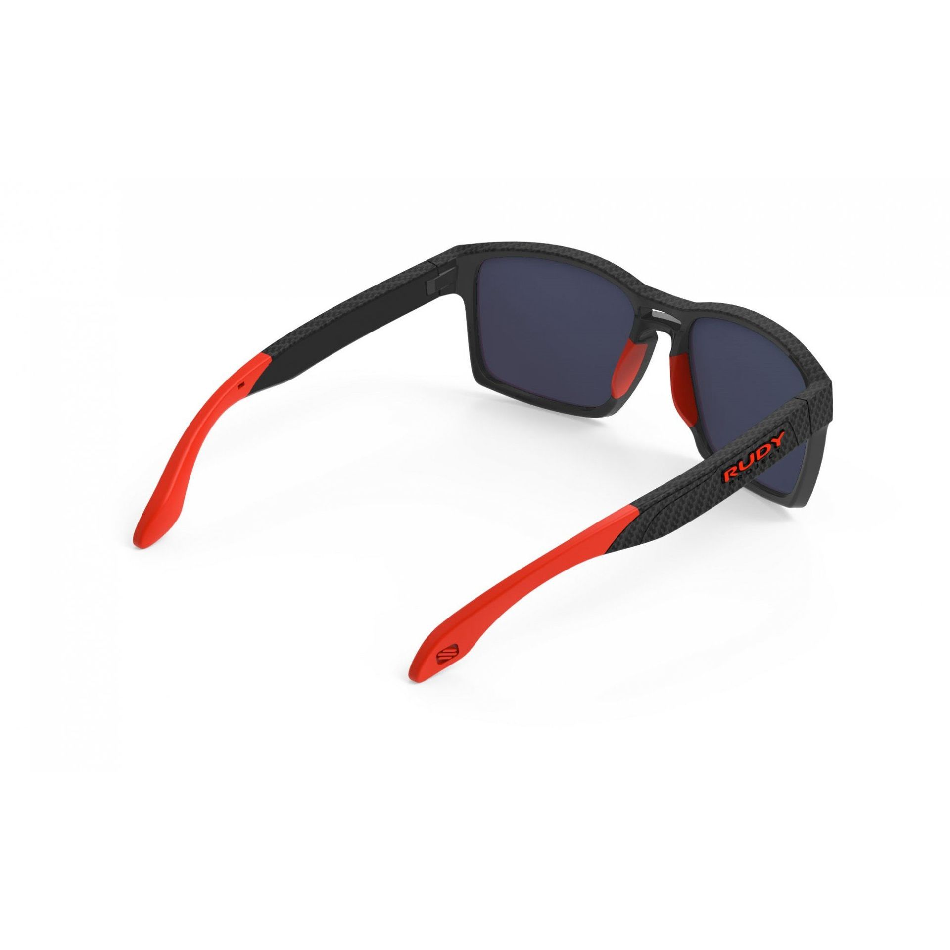 OKULARY RUDY PROJECT SPINAIR 57 CARBONIUM + ML RED SP573819 5