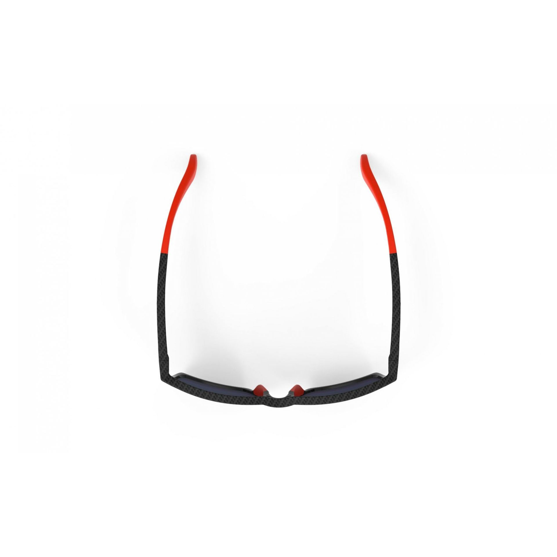 OKULARY RUDY PROJECT SPINAIR 57 CARBONIUM + ML RED SP573819 6