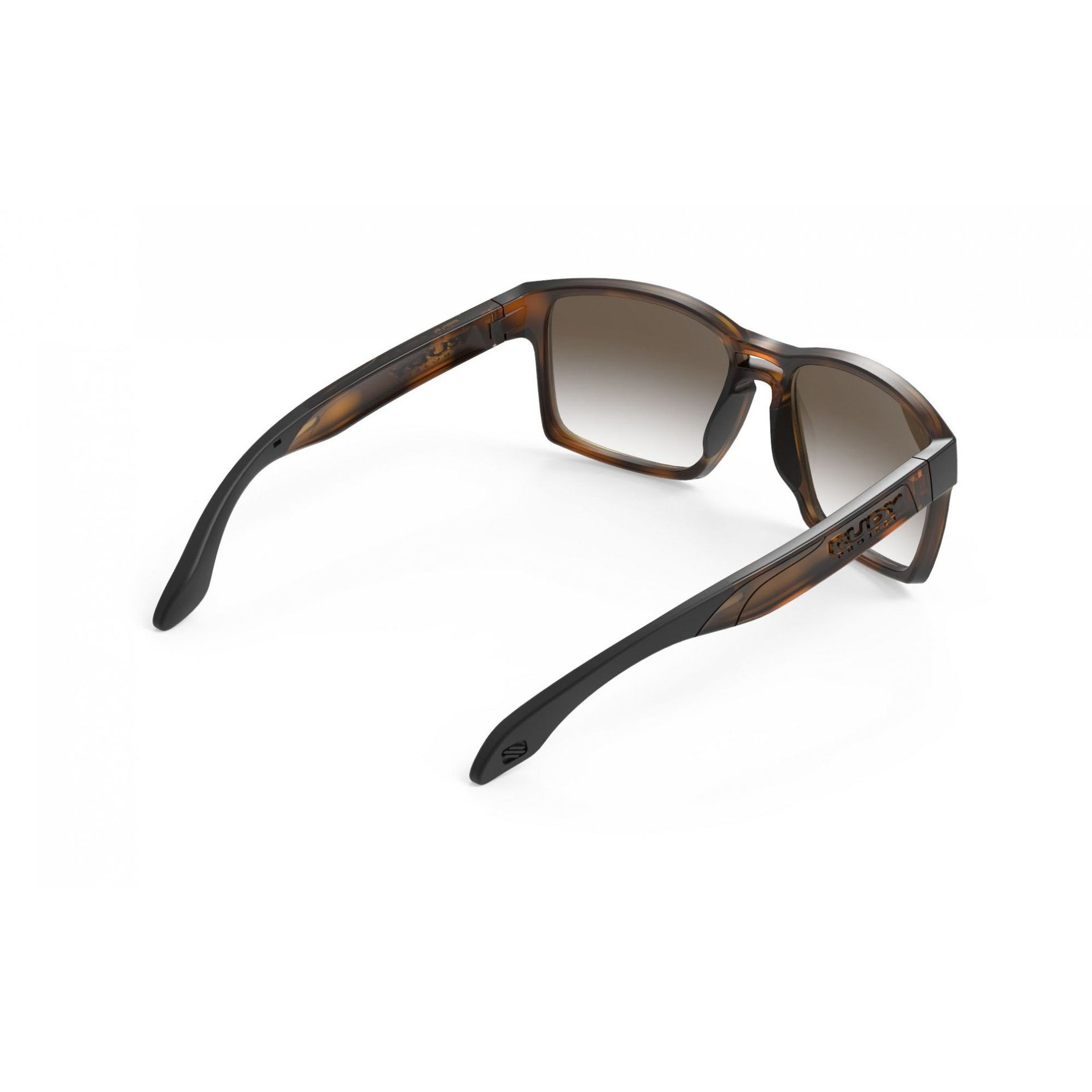 OKULARY RUDY PROJECT SPINAIR 57 DEMI TURTLE + BROWN DEG SP573650 5