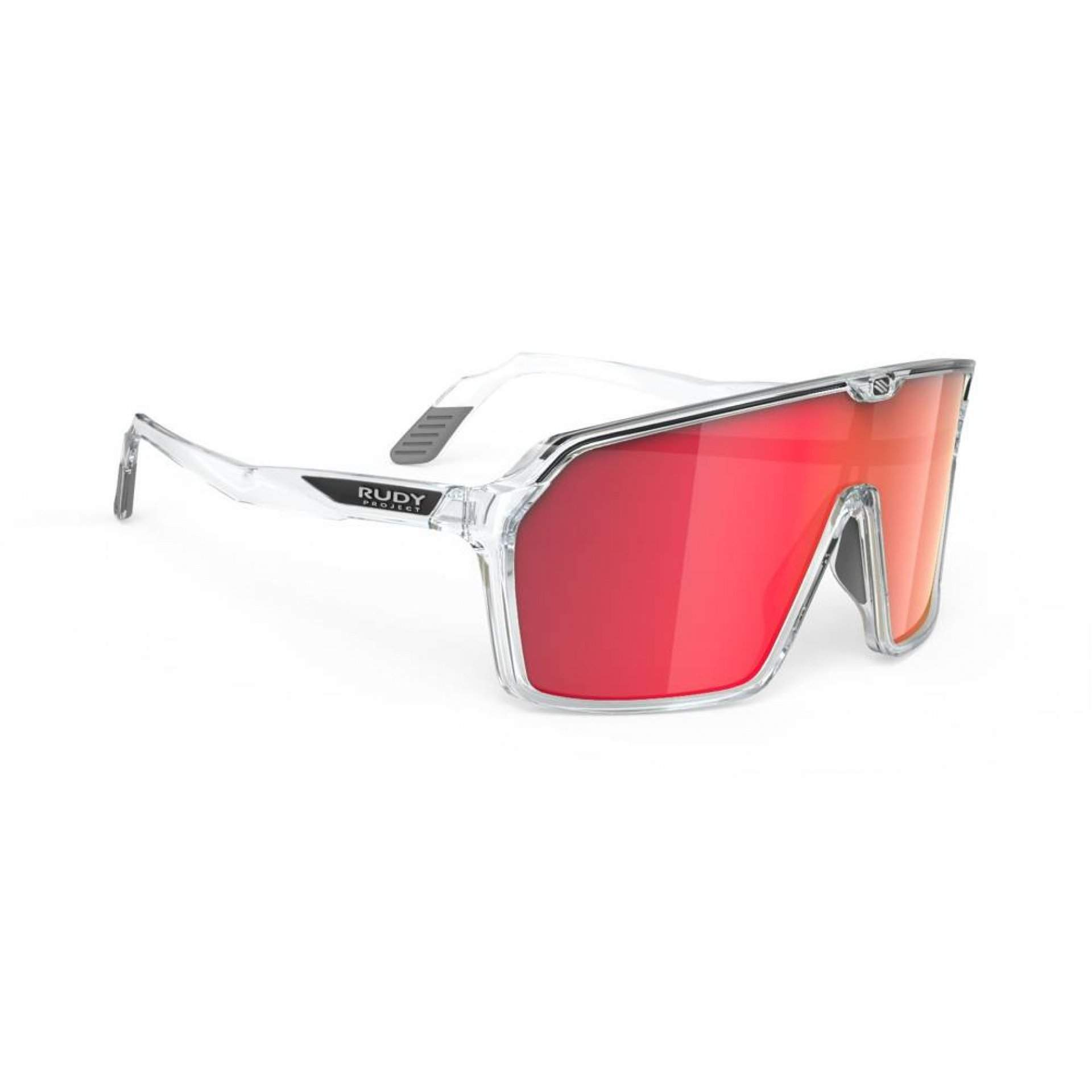 OKULARY RUDY PROJECT SPINSHIELD CRYSTAL GLOSS|MULTILASER RED 1