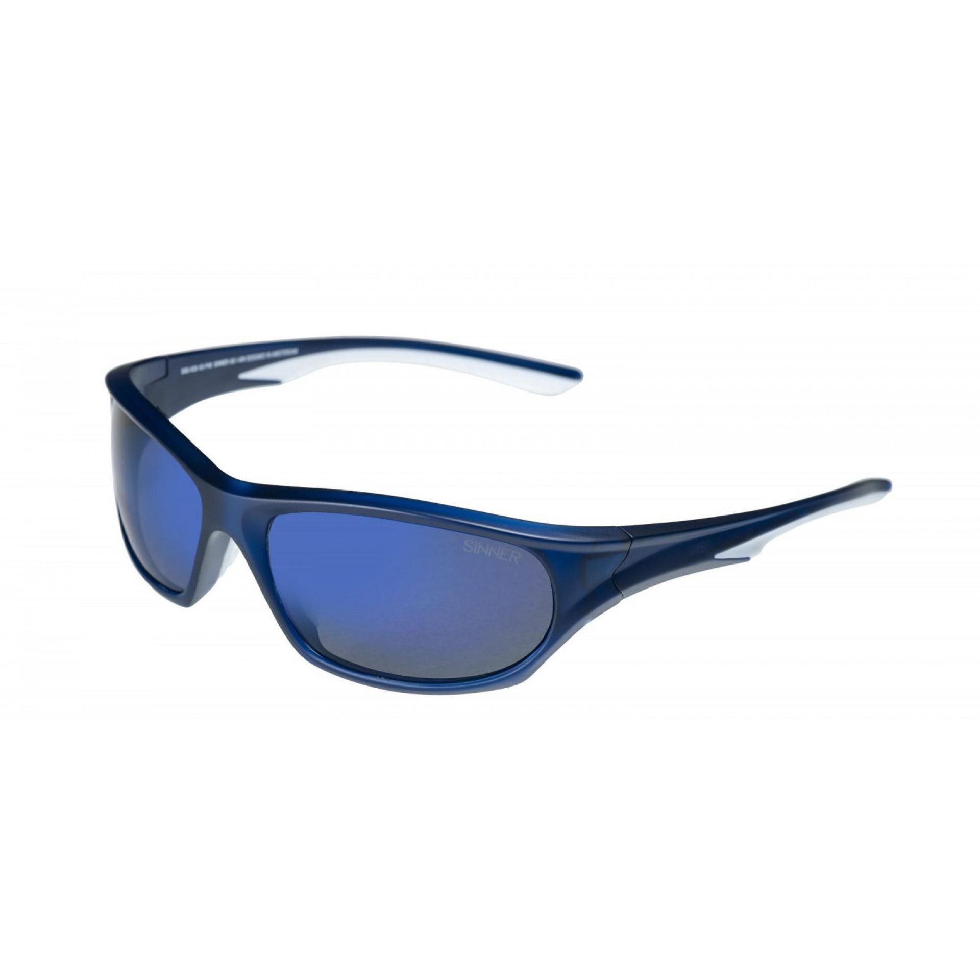 OKULARY SINNER FURY BLUE 1