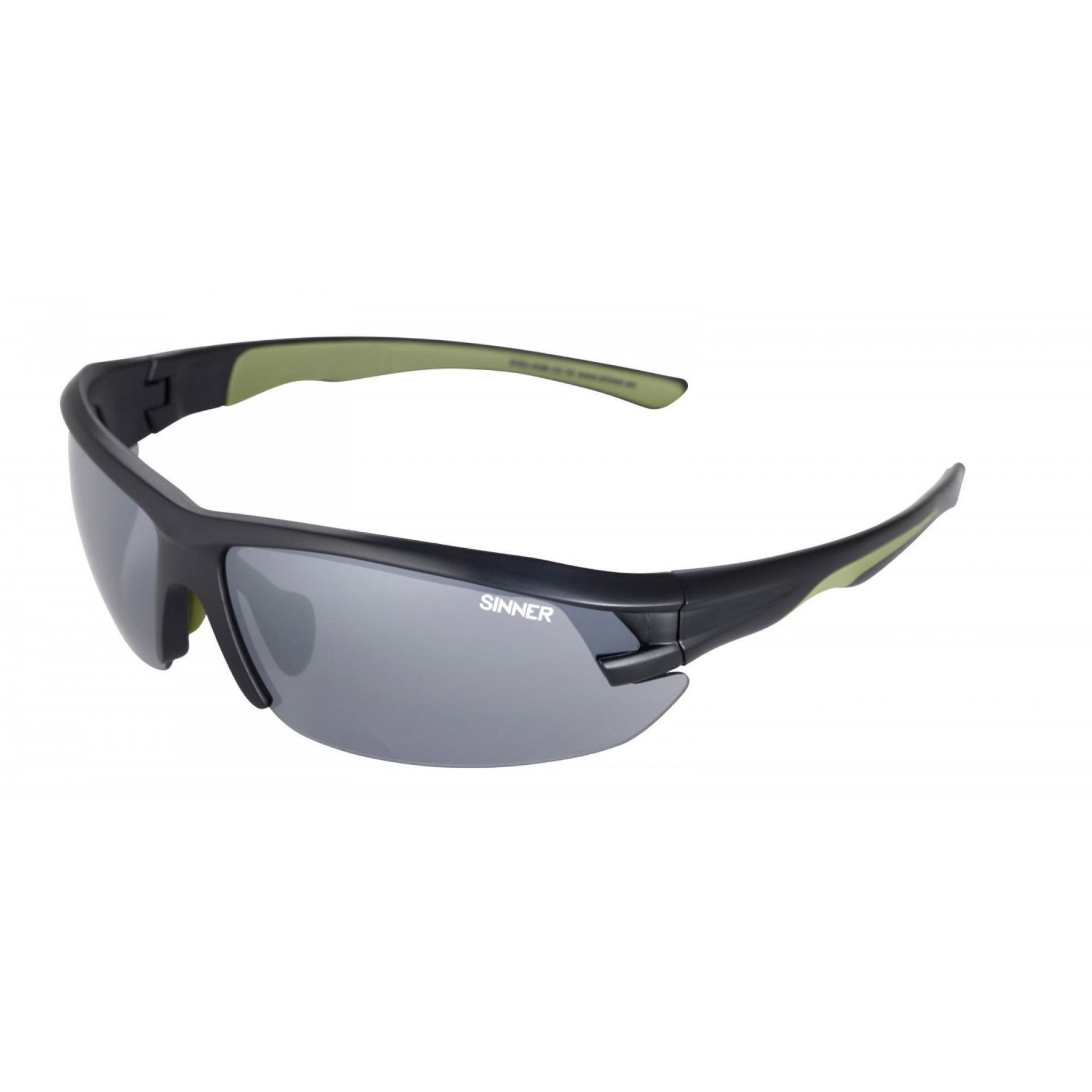 OKULARY SINNER SPEED BLACK 1