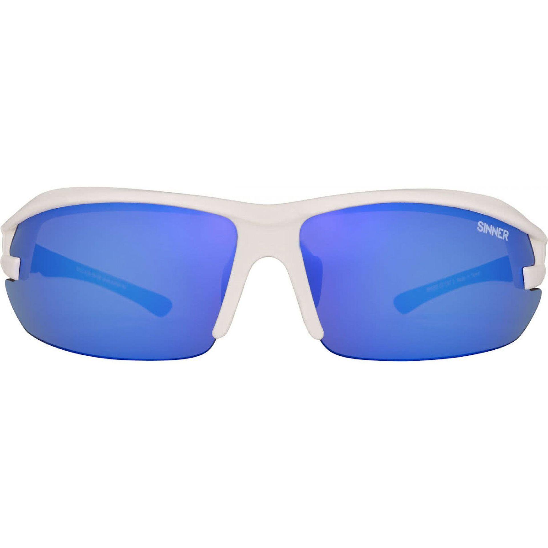 OKULARY SINNER SPEED WHITE|BLUE 2