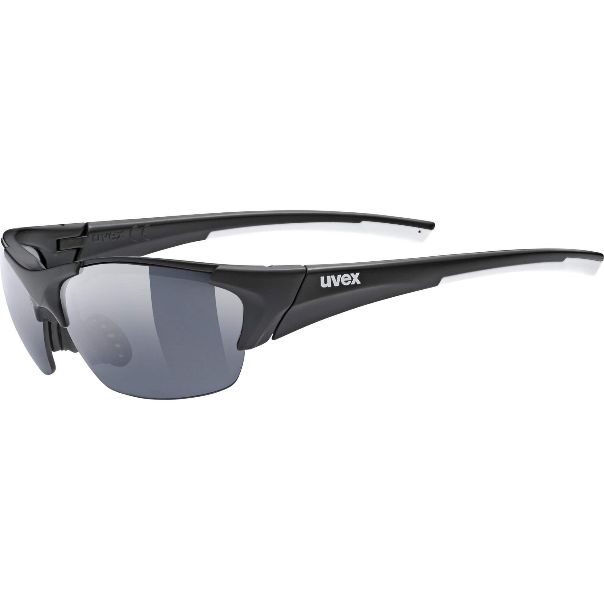 OKULARY UVEX BLAZE III 53|2|046|2210 BLACK MAT