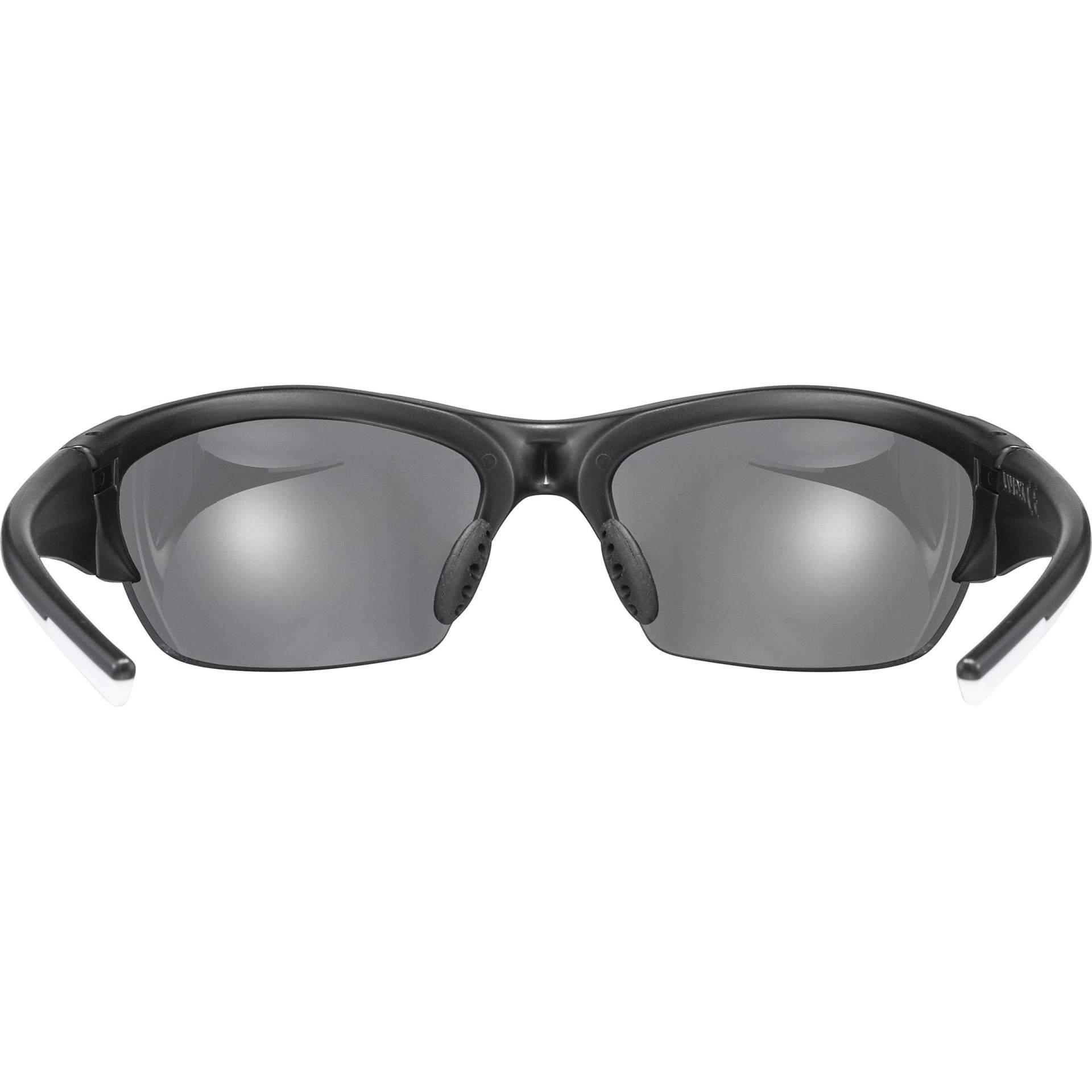 OKULARY UVEX BLAZE III 53|2|046|2210 BLACK MAT W ŚRODKU