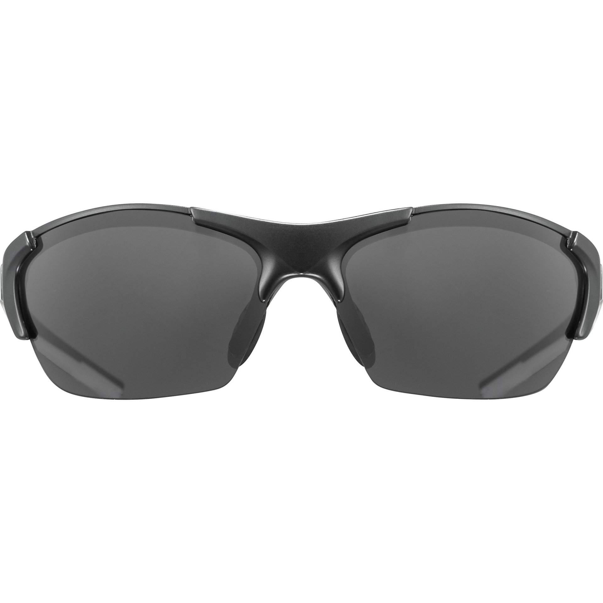 OKULARY UVEX BLAZE III 53|2|046|2210 BLACK MAT Z PRZODU