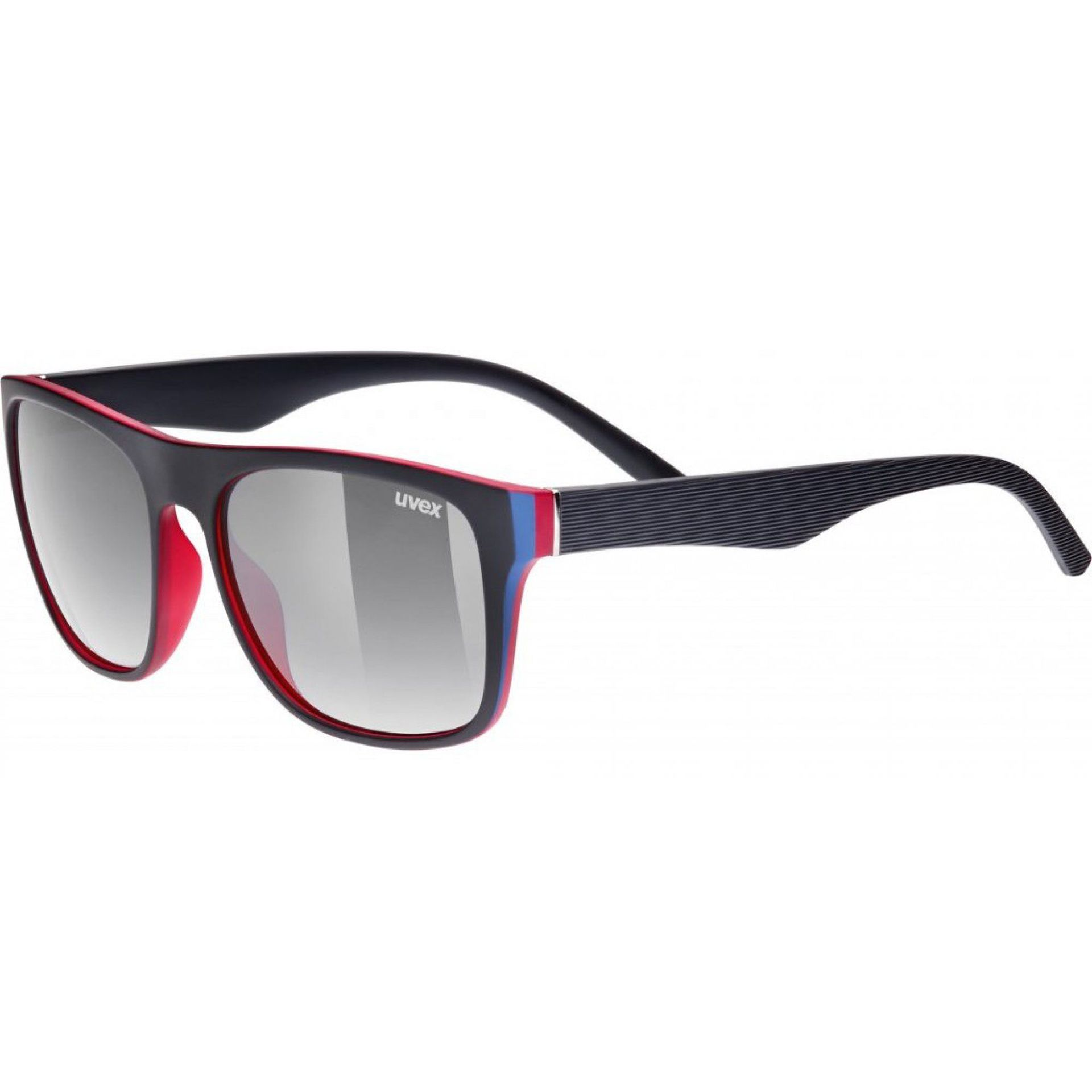 OKULARY UVEX LGL 26 BLACK RED