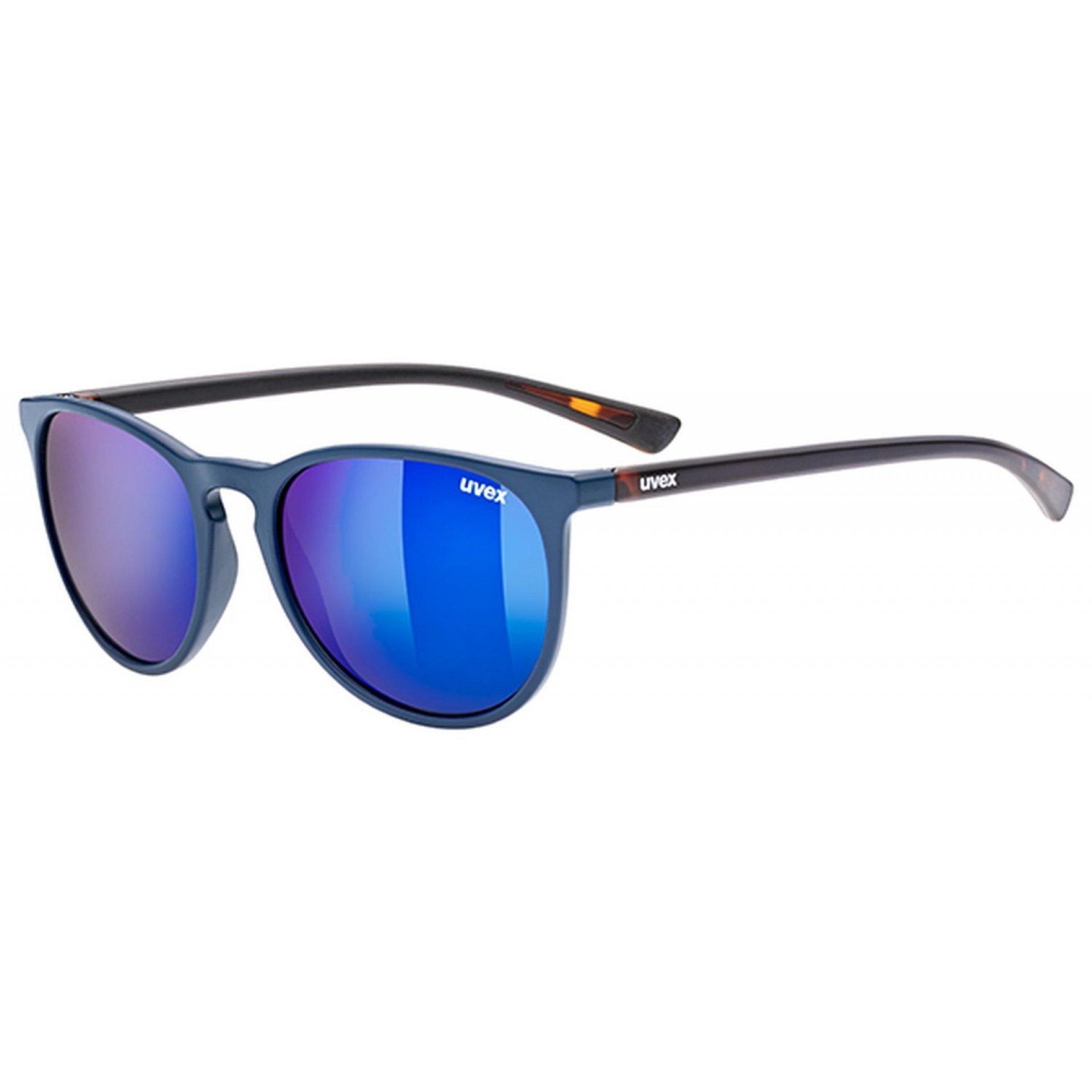 OKULARY UVEX  LGL 43 BLUE HAVANNA