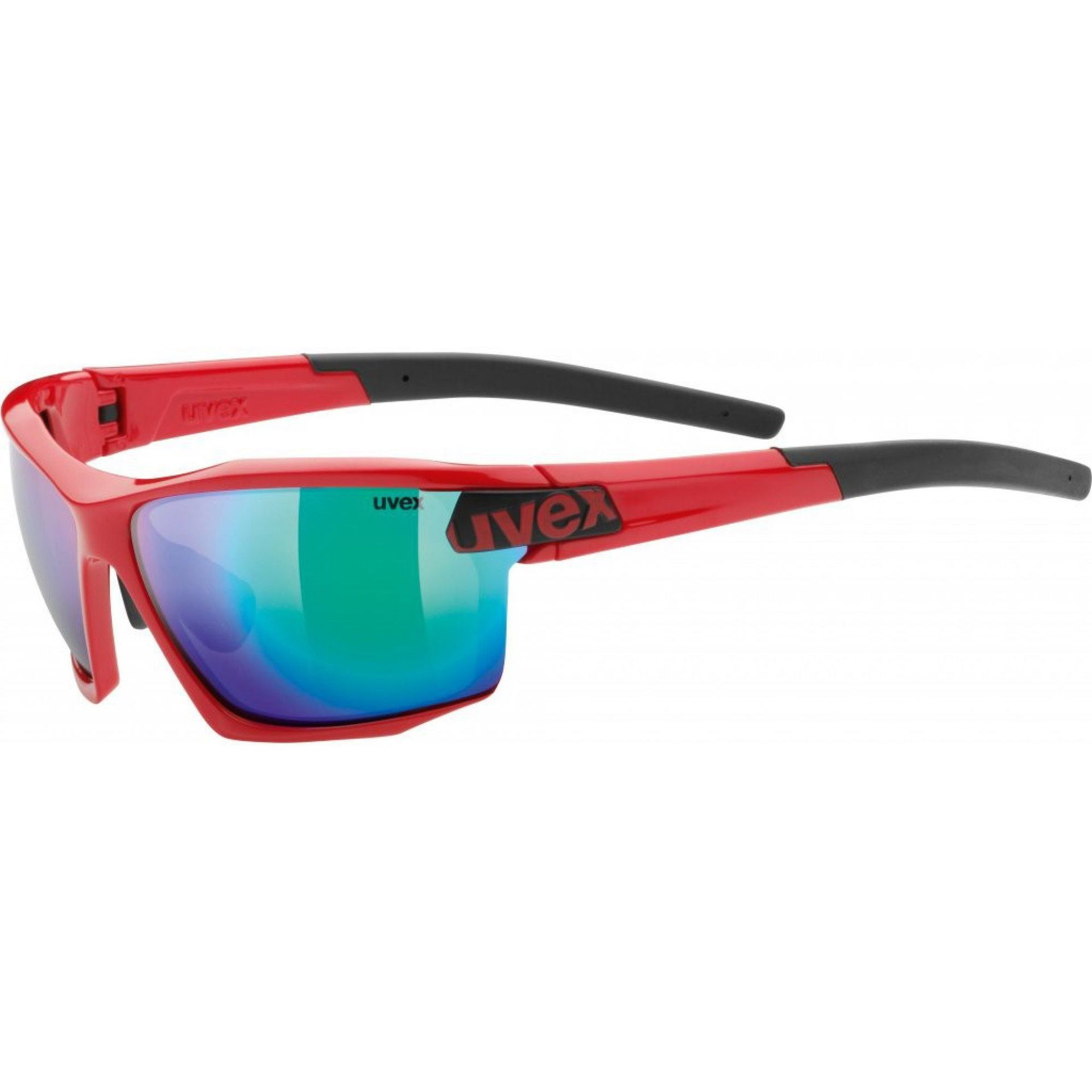 OKULARY UVEX SPORTSTYLE 113 RED