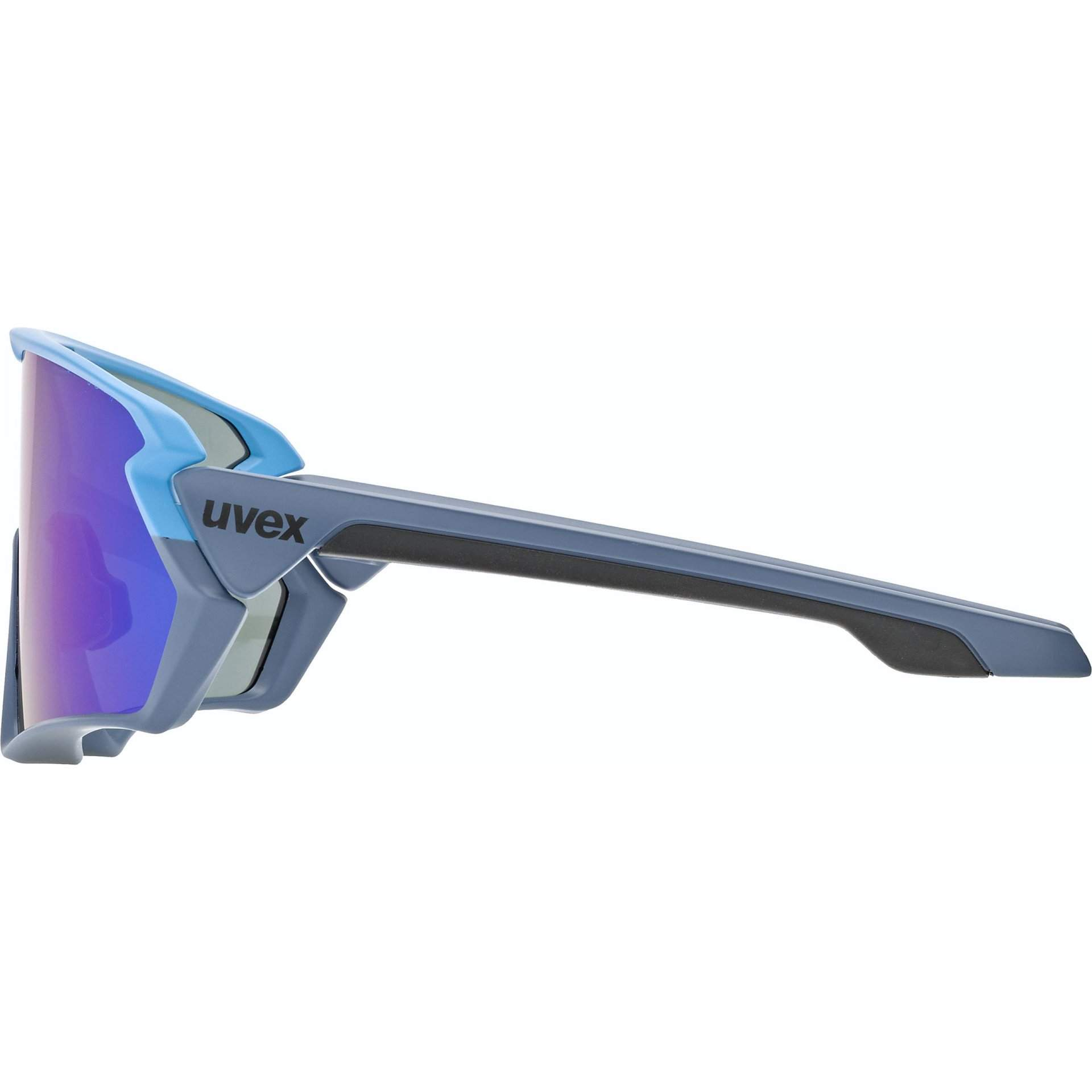 OKULARY UVEX SPORTSTYLE 231 53|2|065|4516 BLUE GREY MAT Z BOKU