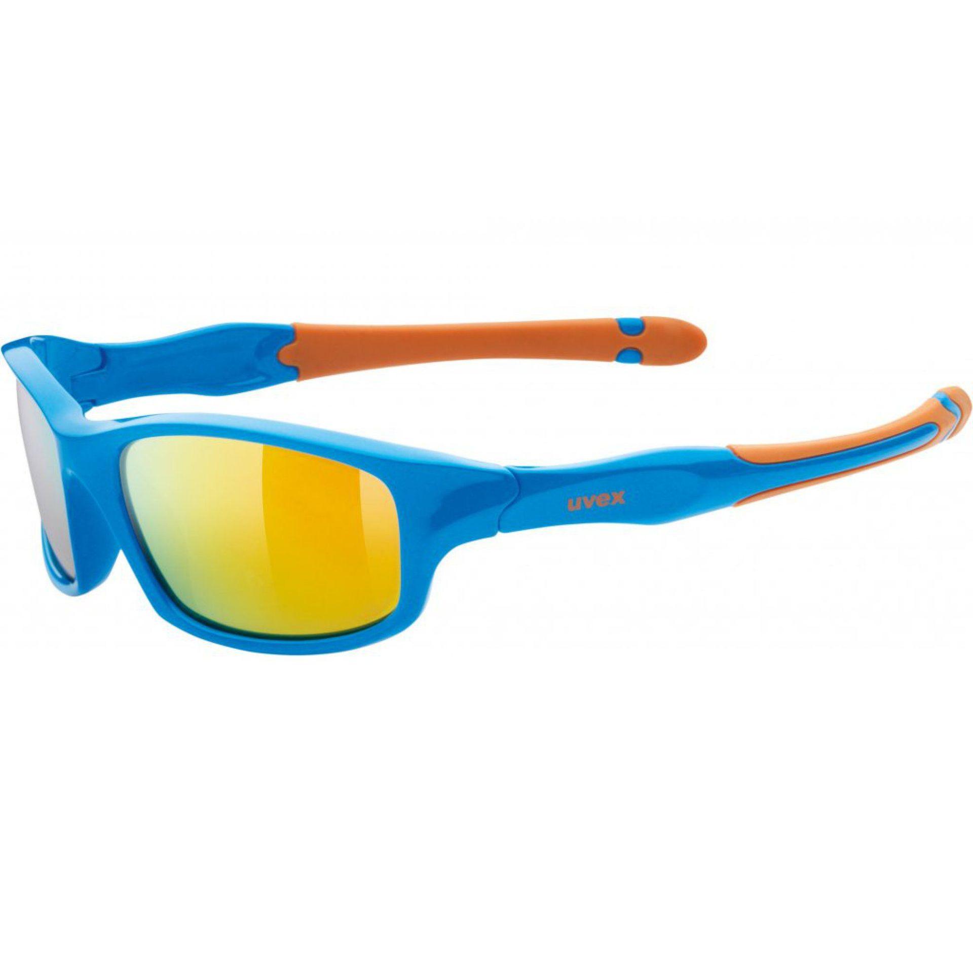 OKULARY UVEX SPORTSTYLE 507 BLUE ORANGE