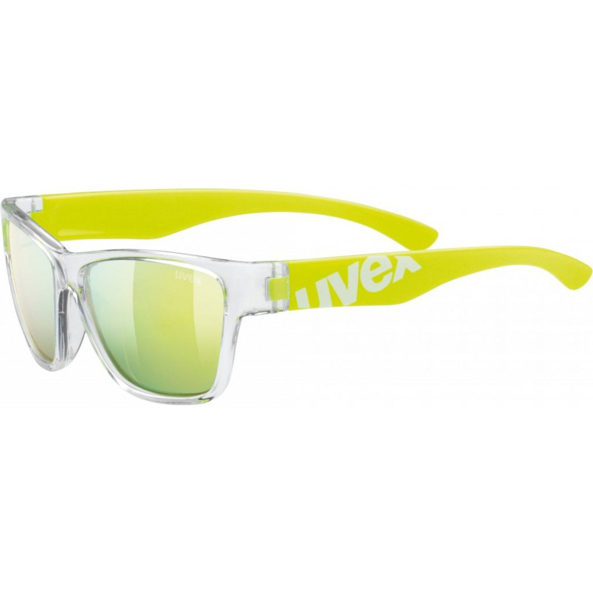 OKULARY UVEX SPORTSTYLE 508 CLEAR YELLOW