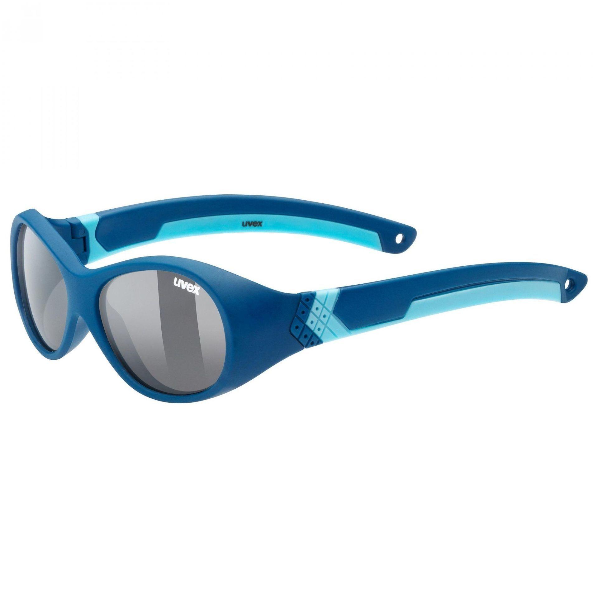 OKULARY UVEX SPORTSTYLE 51 DARK BLUE MAT
