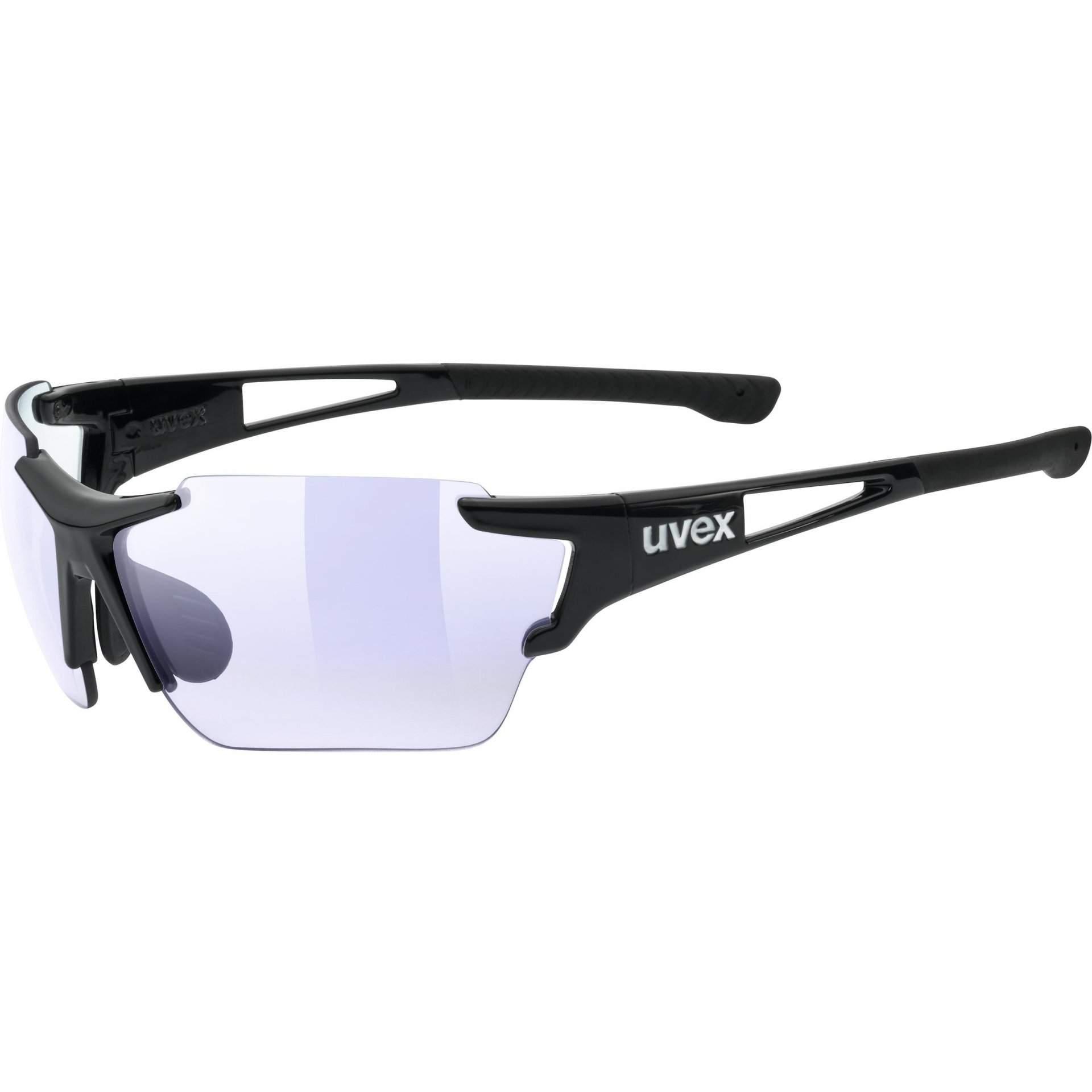 OKULARY UVEX SPORTSTYLE 803 RACE V 53 0 971 2203 BLACK