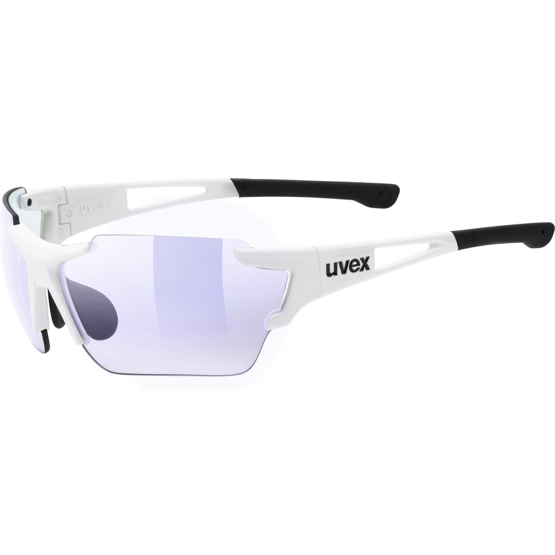 OKULARY UVEX SPORTSTYLE 803 RACE V 53|0|971|8803 WHITE