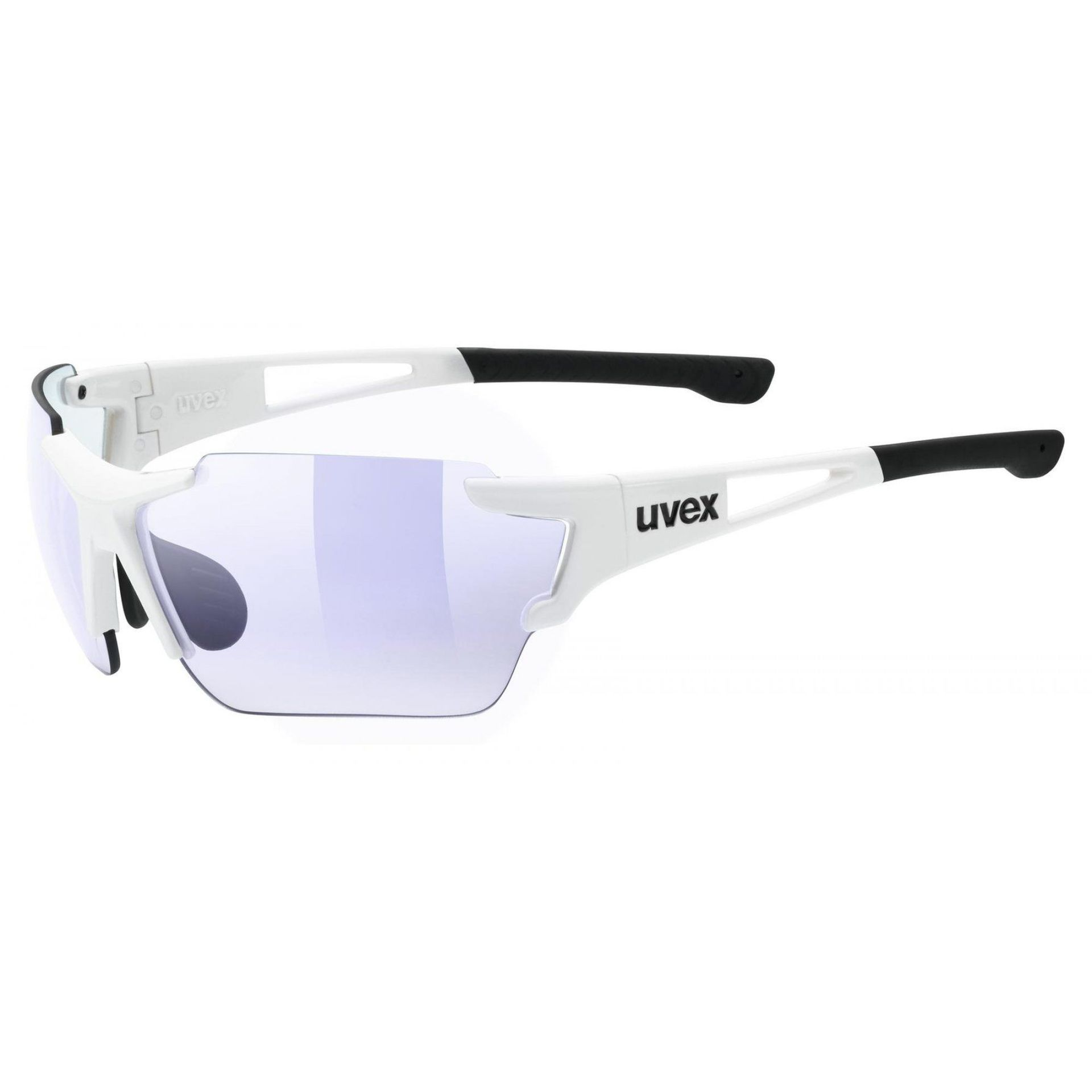 OKULARY UVEX  SPORTSTYLE 803 RACE VM  WHITE