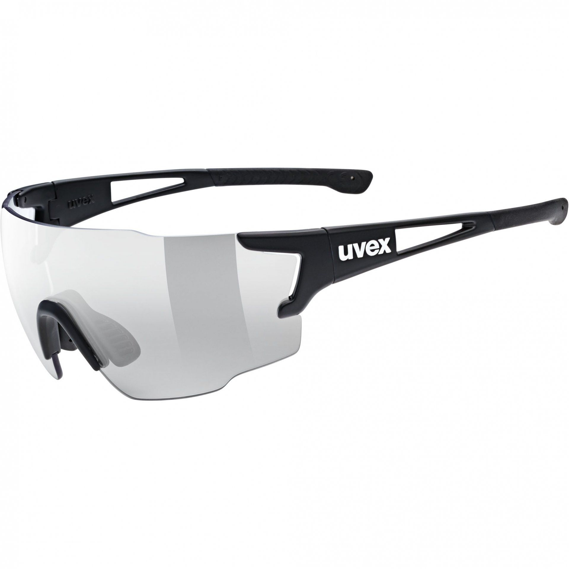 OKULARY UVEX SPORTSTYLE 804 V BLACK|SMOKE 2201 1