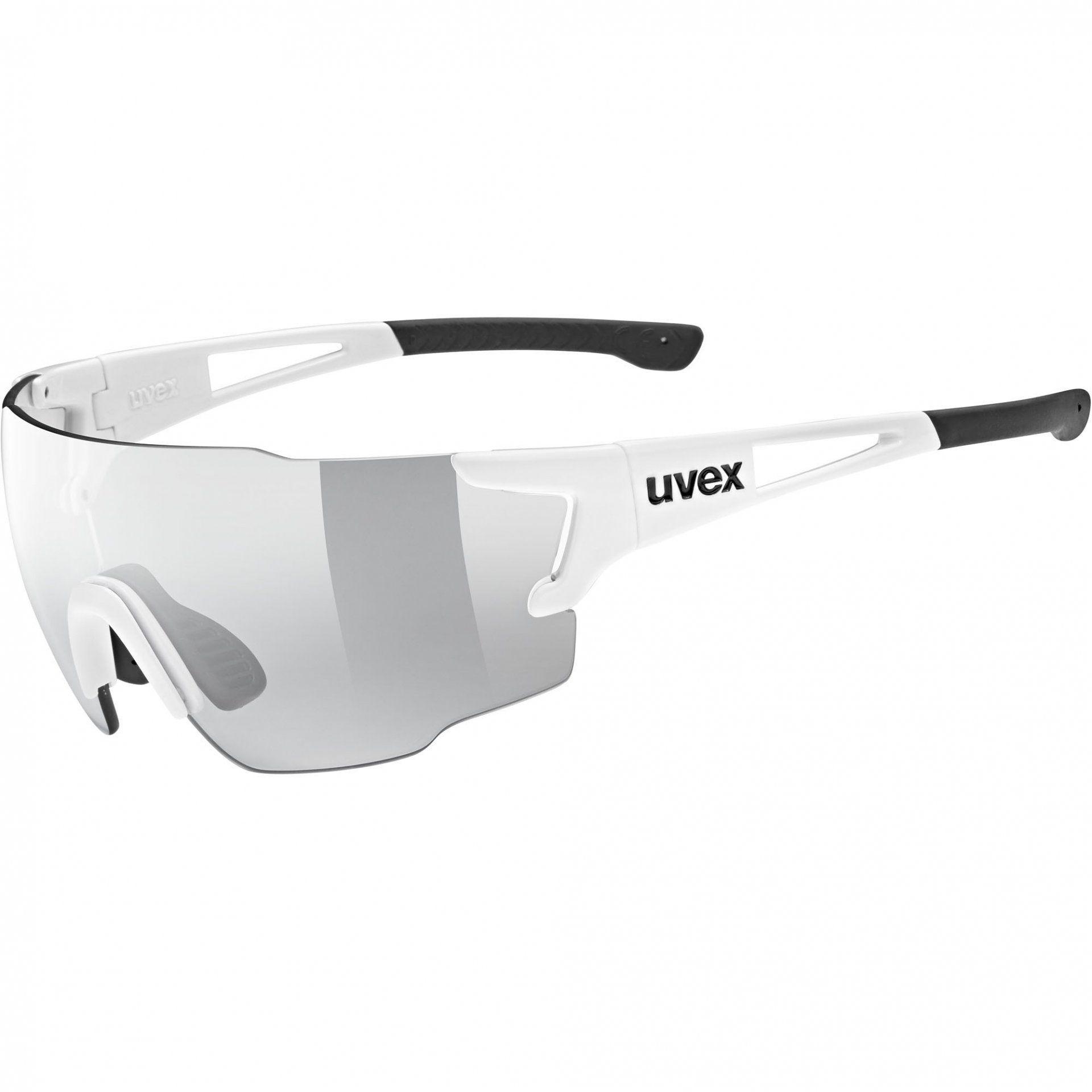 OKULARY UVEX SPORTSTYLE 804 V WHITE|SMOKE 8801 1
