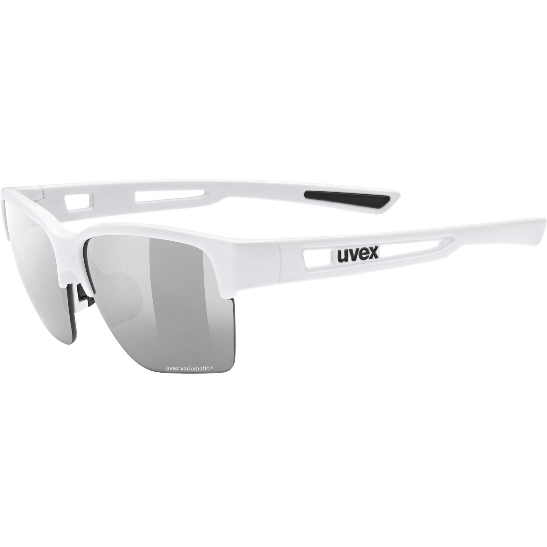 OKULARY UVEX SPORTSTYLE 805 V 53|2|062|8801 WHITE