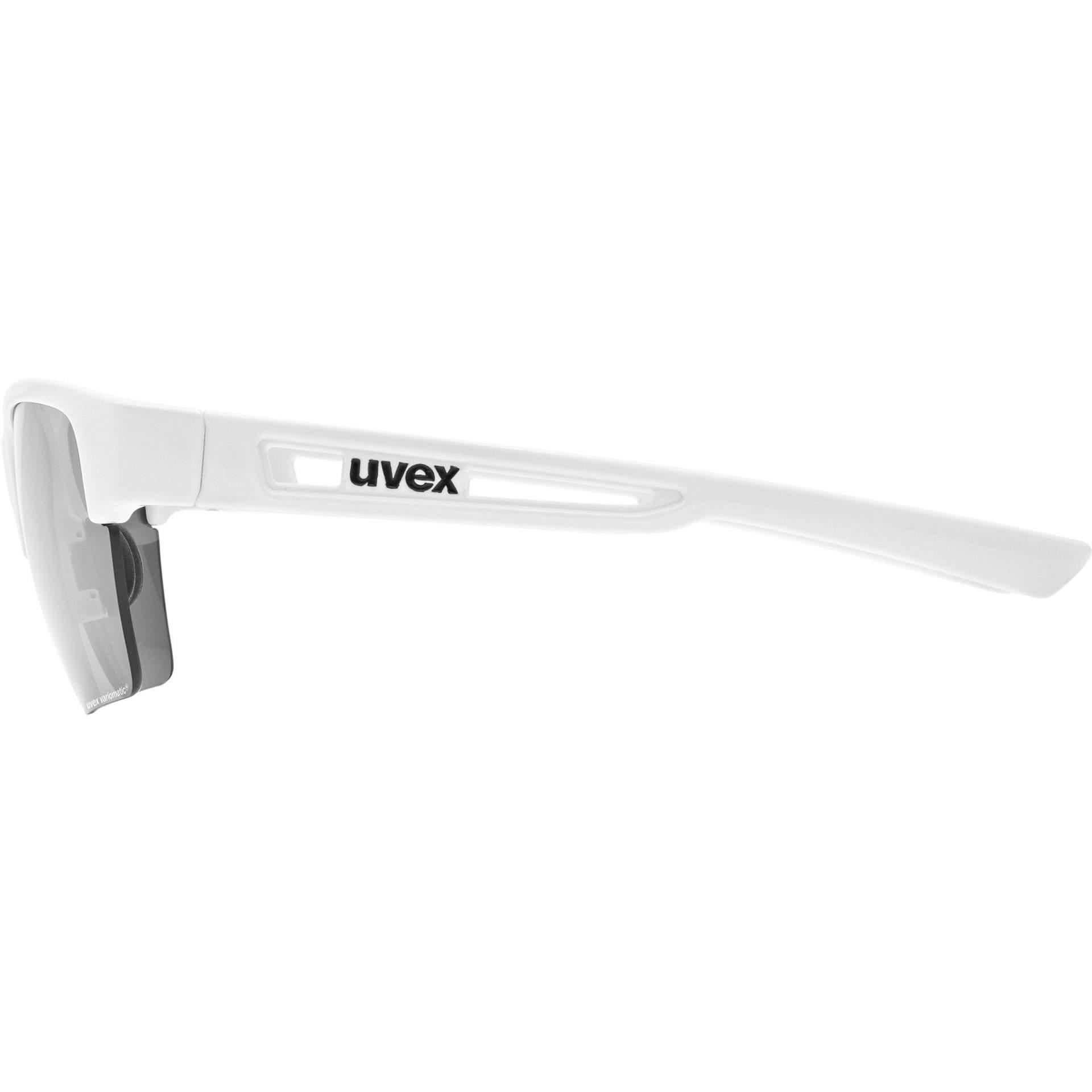 OKULARY UVEX SPORTSTYLE 805 V 53|2|062|8801 WHITE Z BOKU