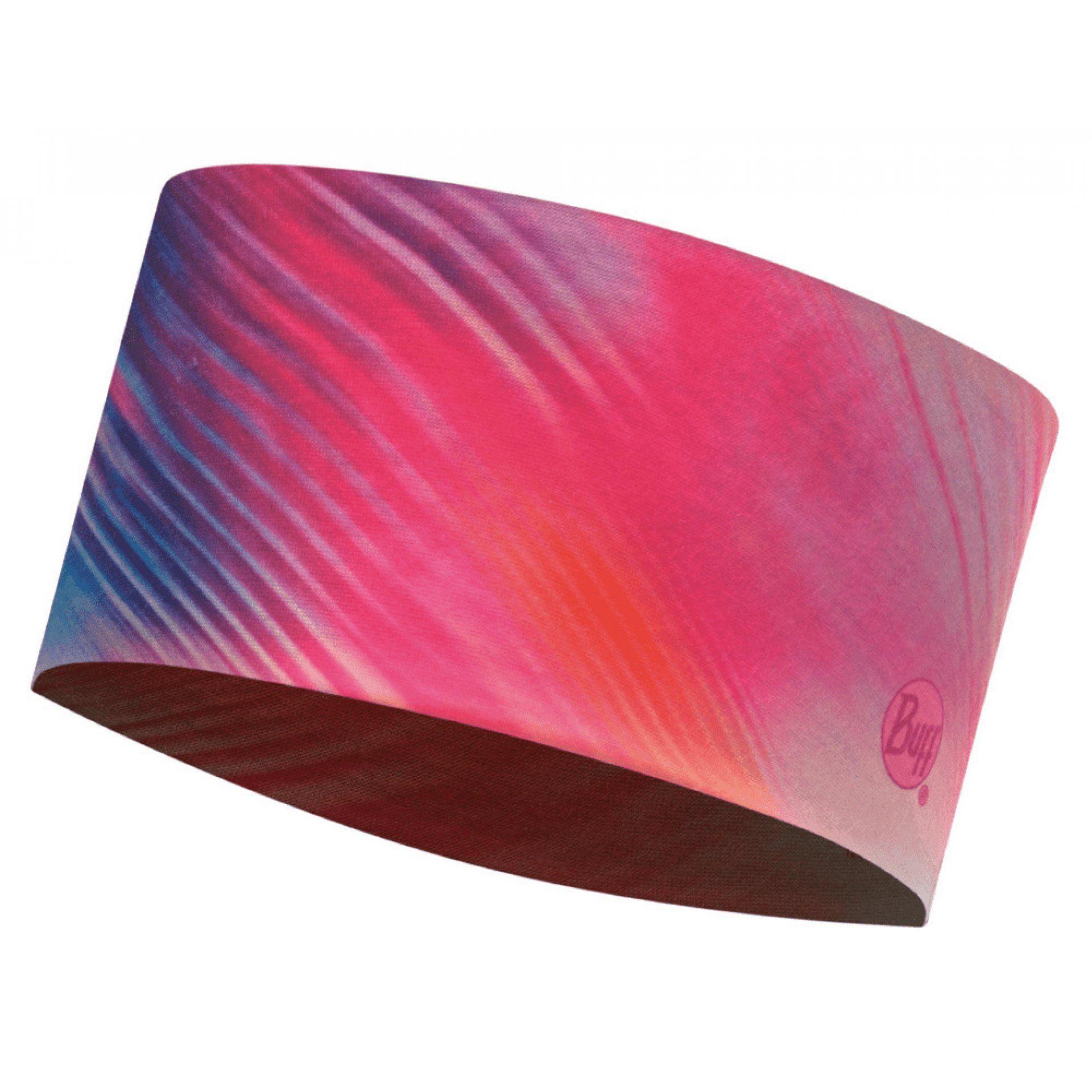 OPASKA BUFF COOLNET UV+ HEADBAND SHINING PINK