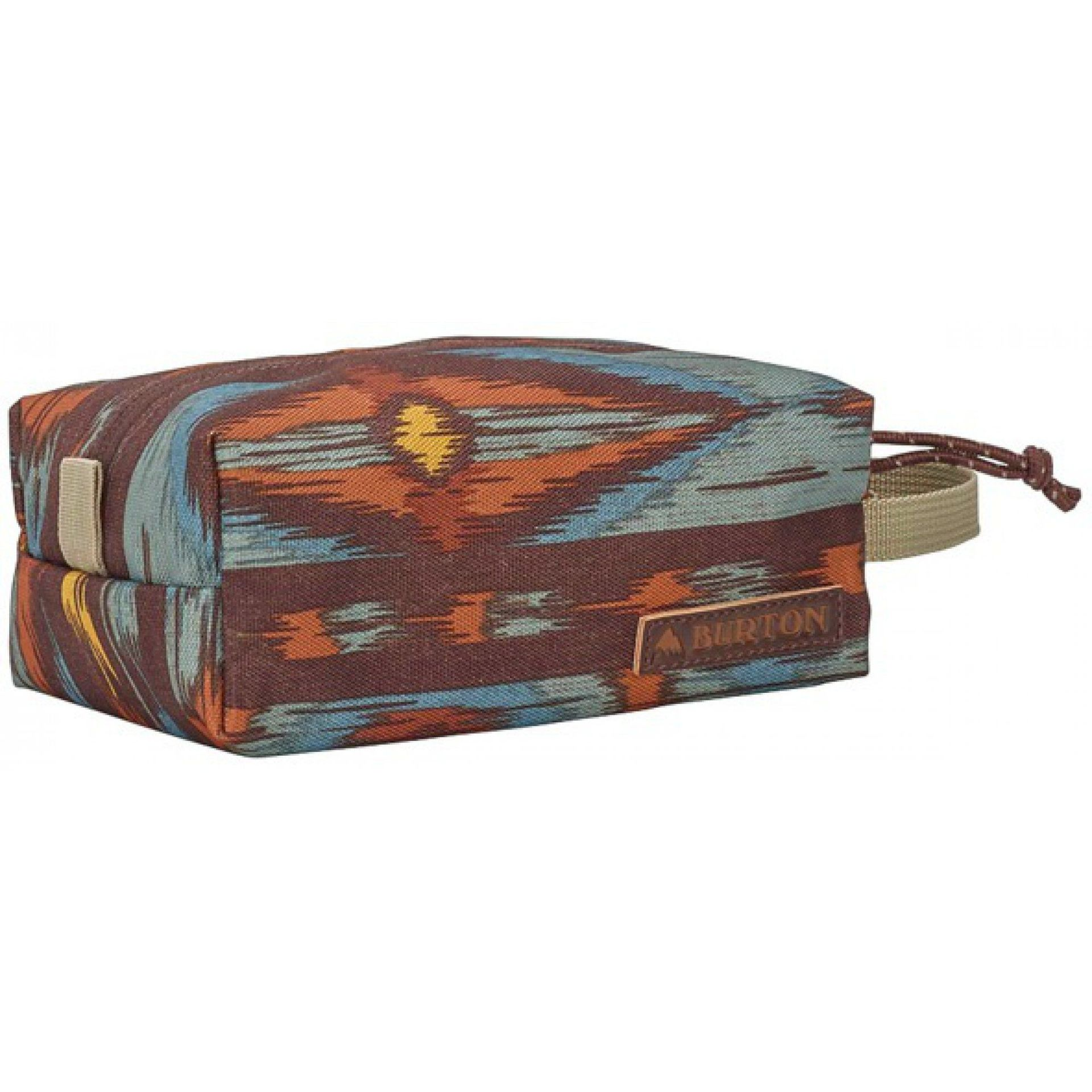 PIÓRNIK BURTON ACCESSORY CASE PAINTED IKAT