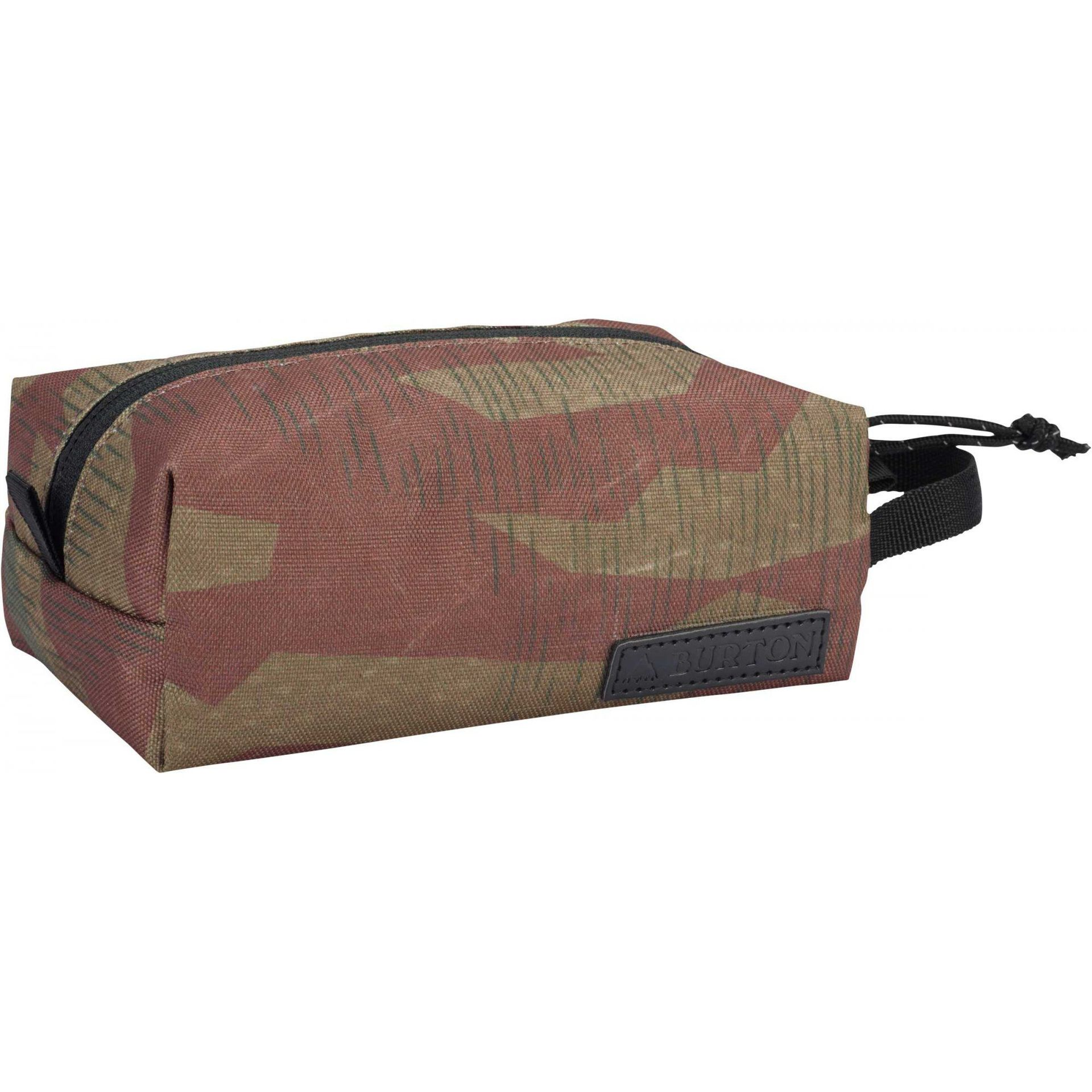 PIÓRNIK BURTON ACCESSORY CASE SPLINTER CAMO PRINT