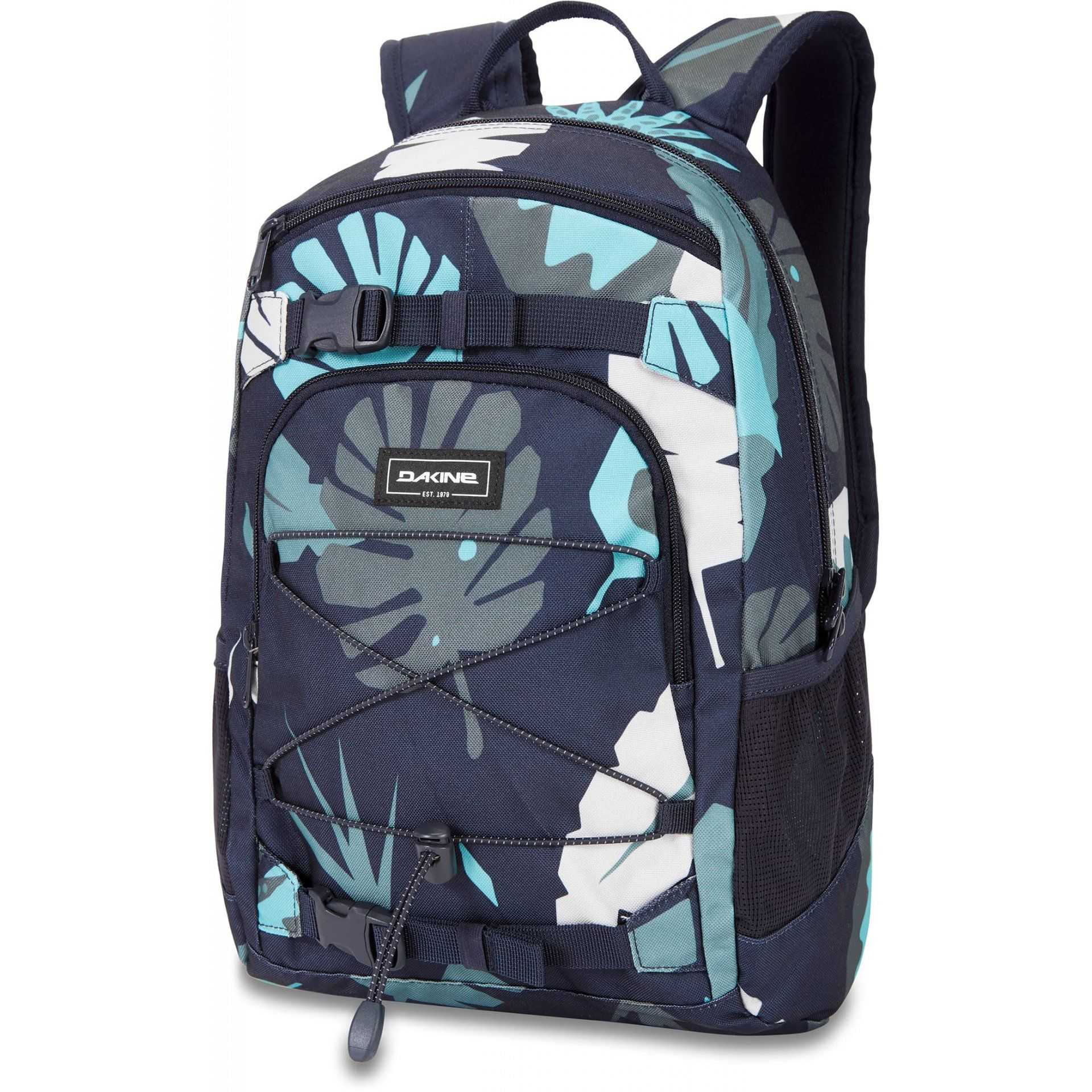 PLECAK DAKINE GROM 13L ABSTRACT PALM