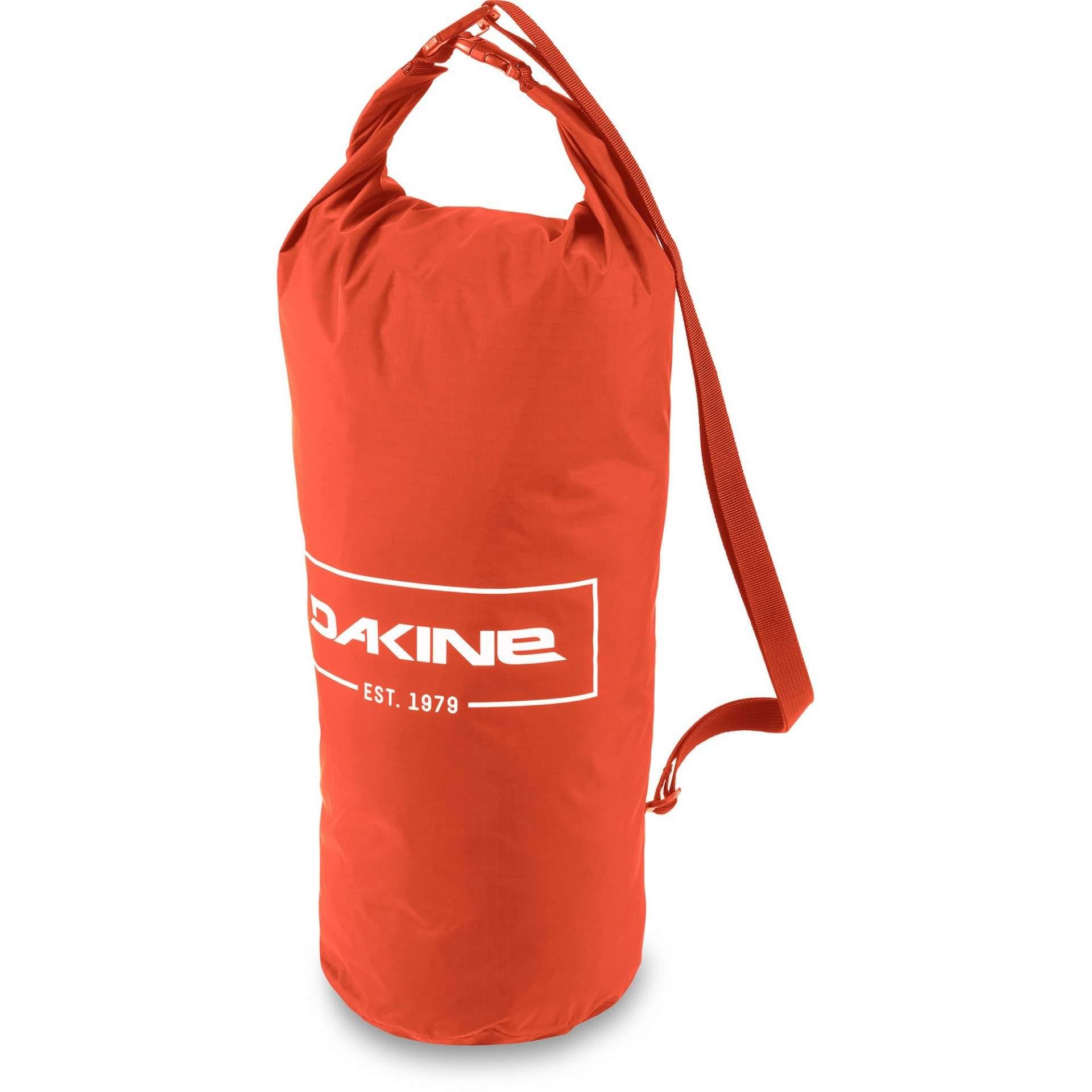PLECAK DAKINE PACKABLE ROLLTOP DRY BAG 20L SUN FLARE 1