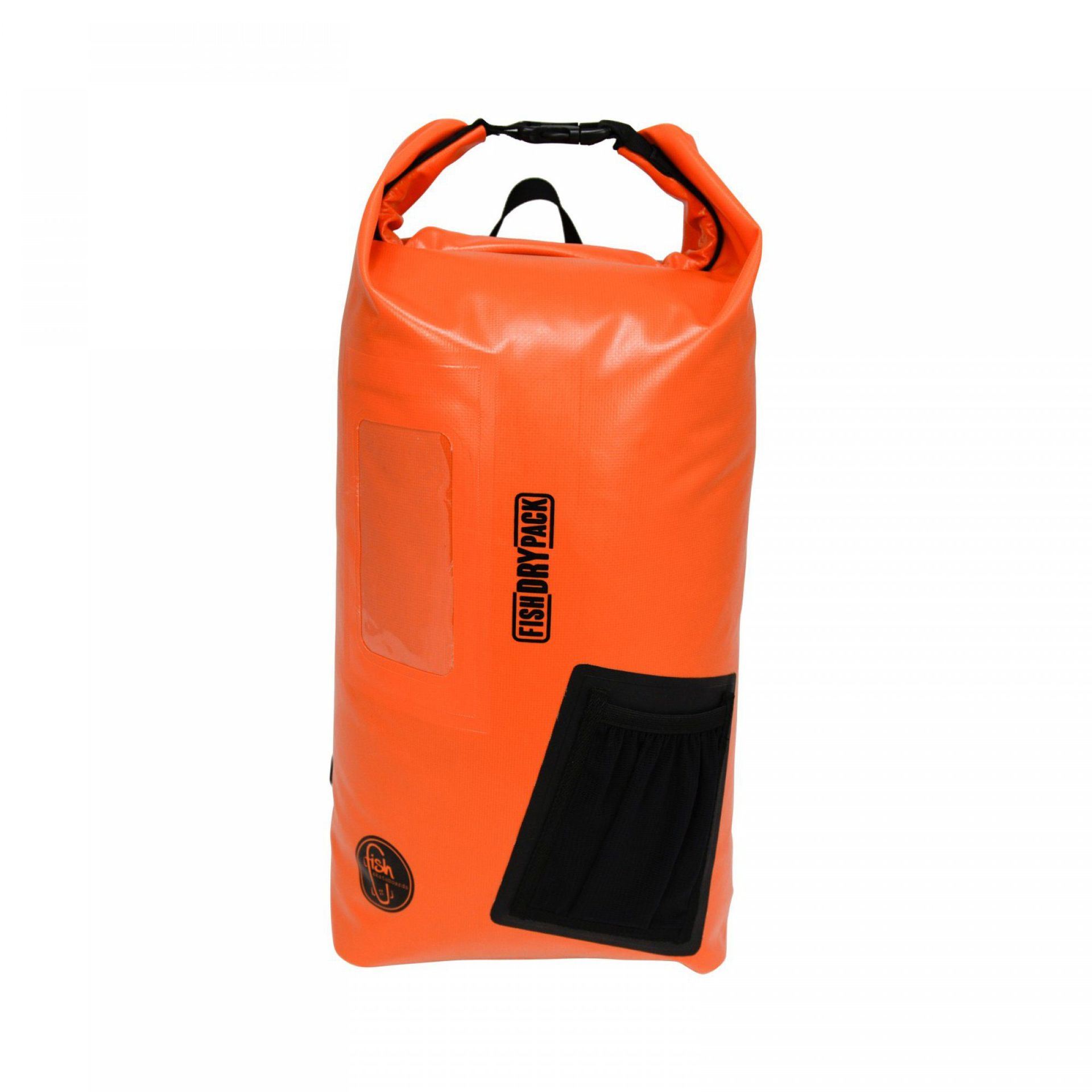 PLECAK FISH SKATEBOARDS FISH DRY PACK 18L ORANGE 1