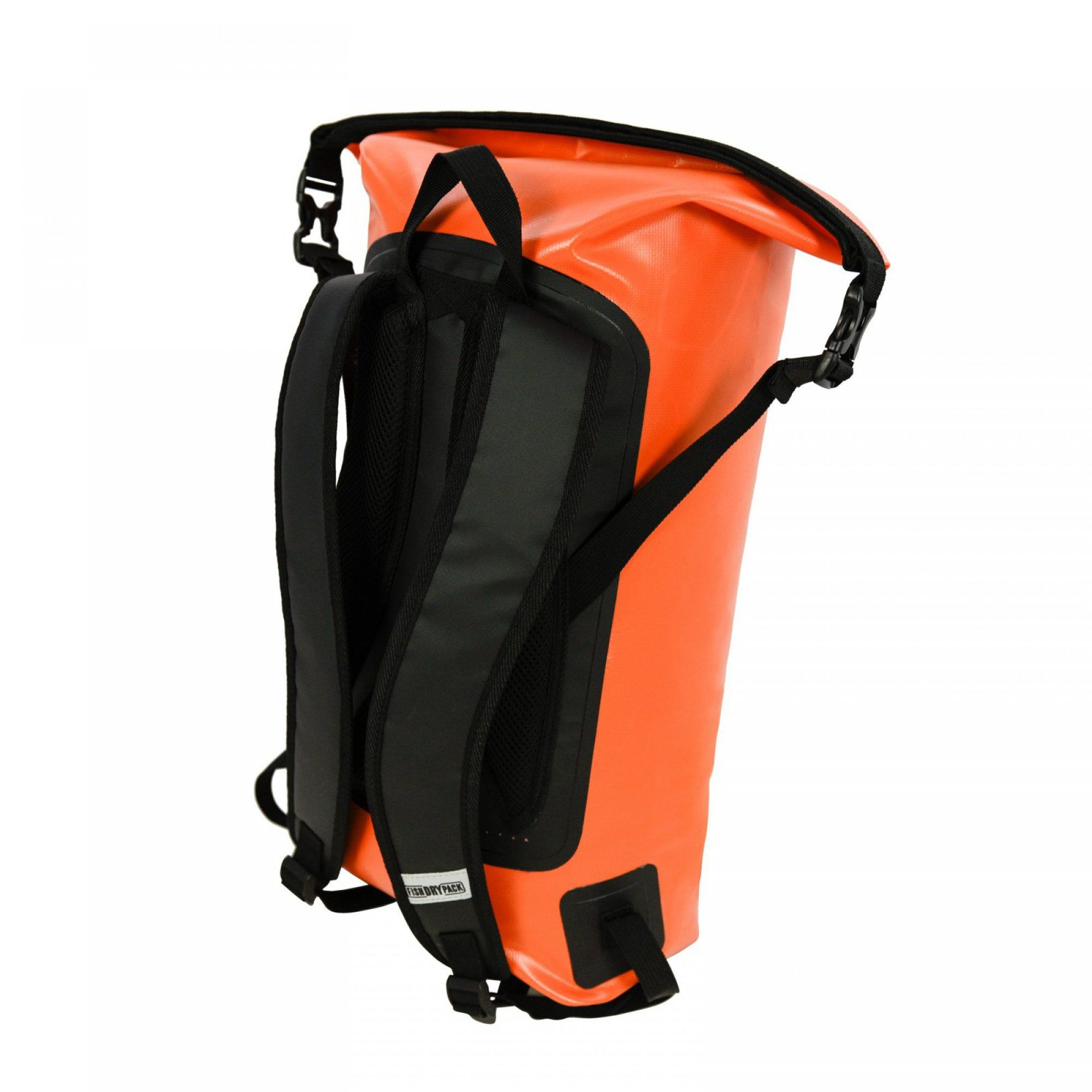 PLECAK FISH SKATEBOARDS FISH DRY PACK 18L ORANGE 3