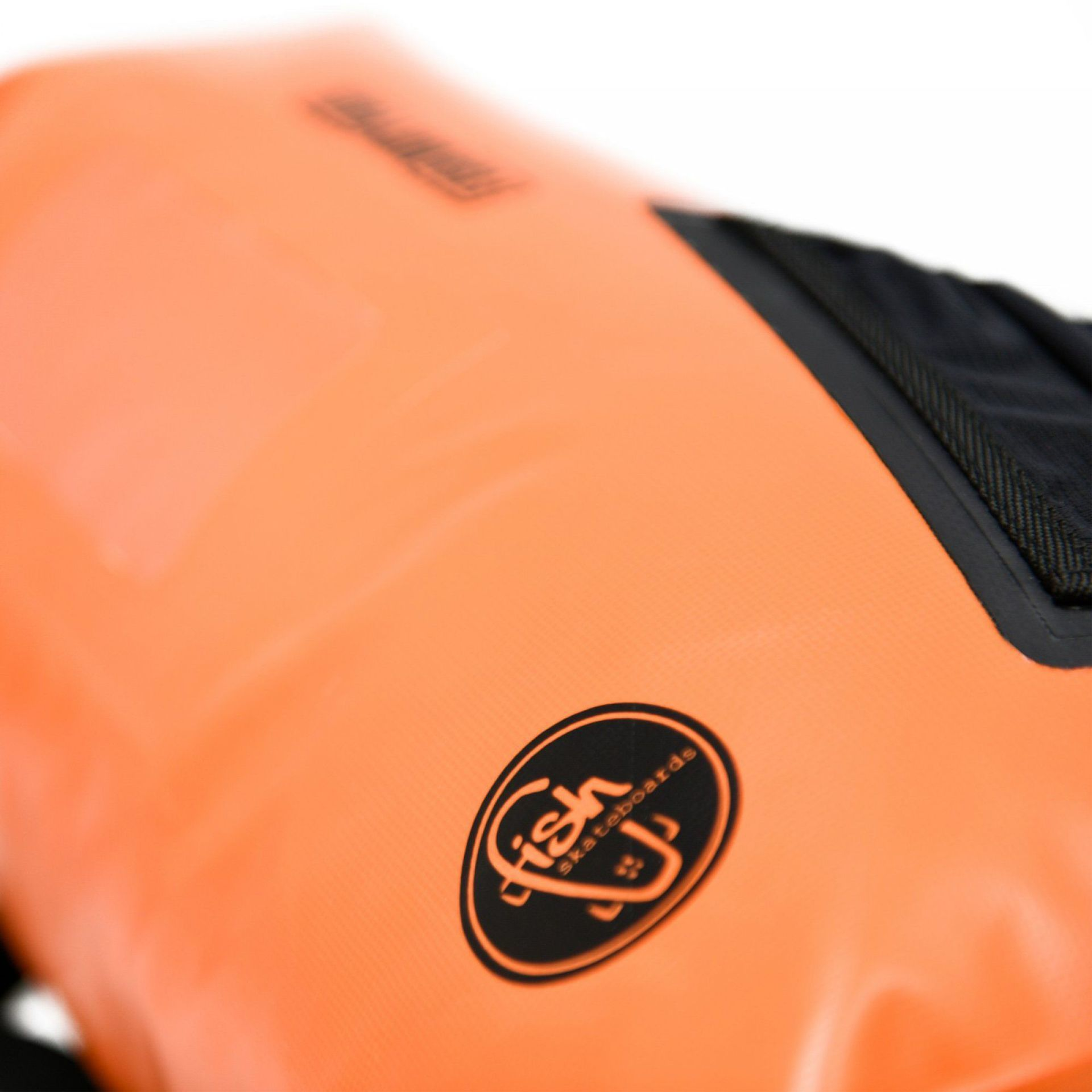 PLECAK FISH SKATEBOARDS FISH DRY PACK 18L ORANGE 4