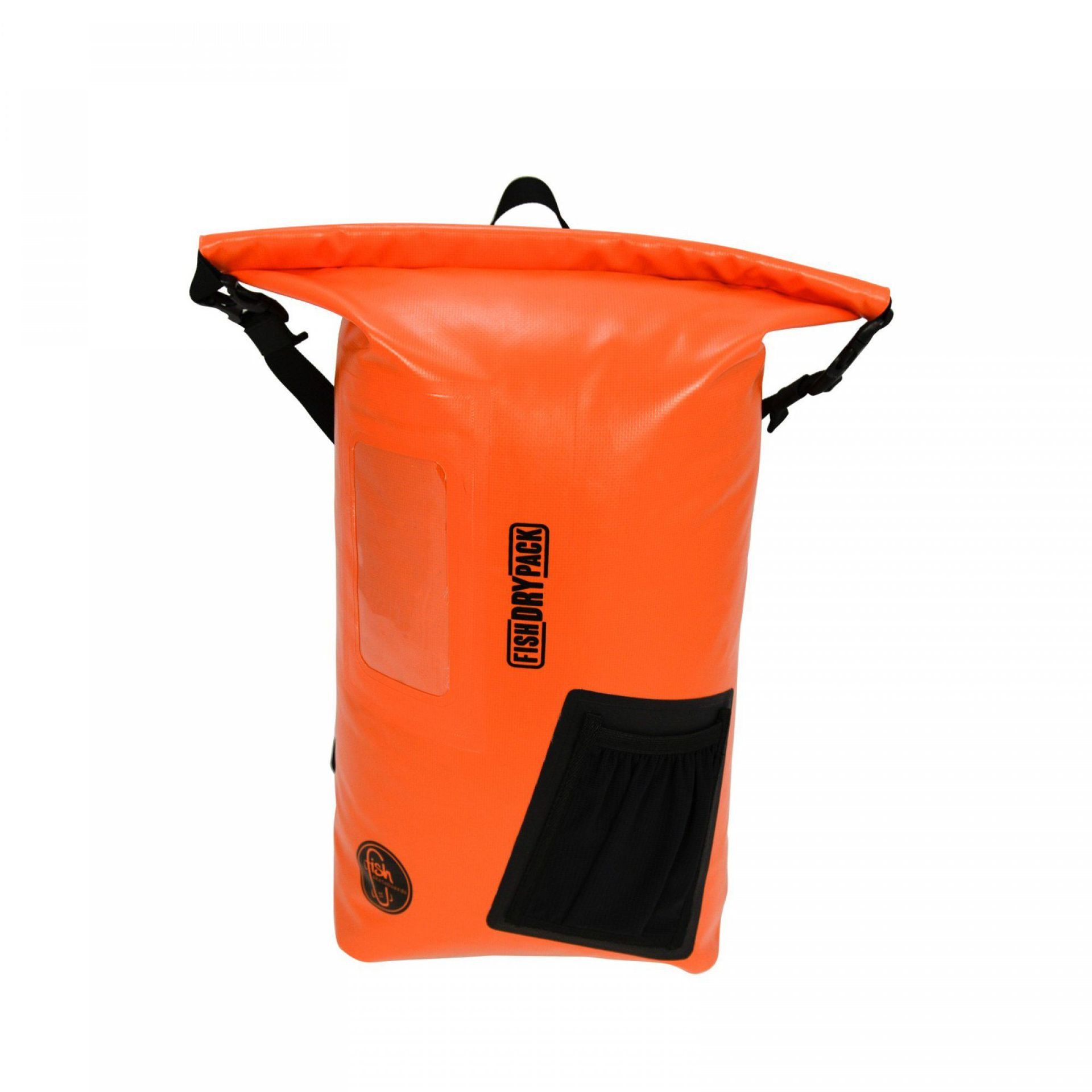 PLECAK FISH SKATEBOARDS FISH DRY PACK 18L ORANGE 5