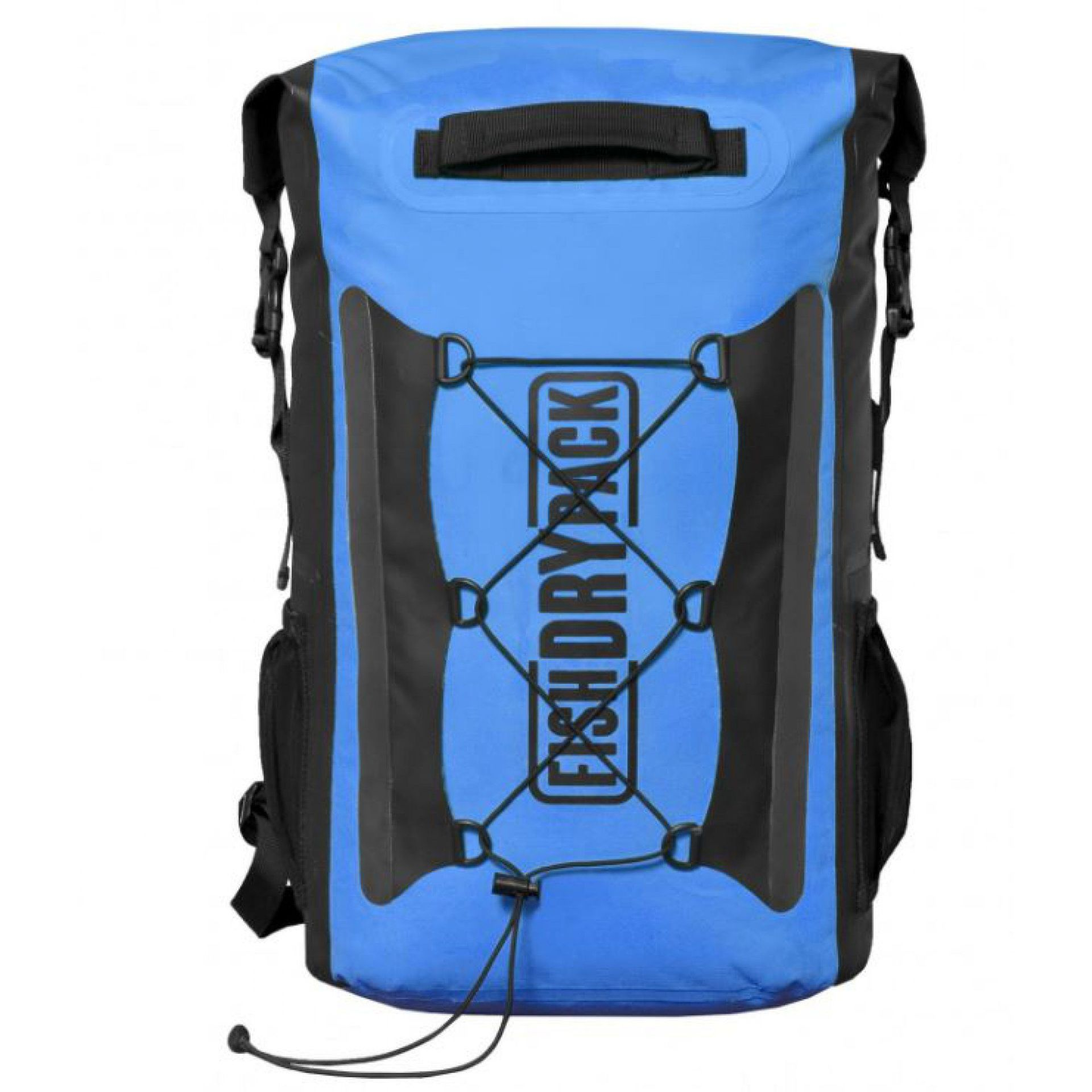 PLECAK FISH SKATEBOARDS FISH DRY PACK EXPLORER 20L BLUE