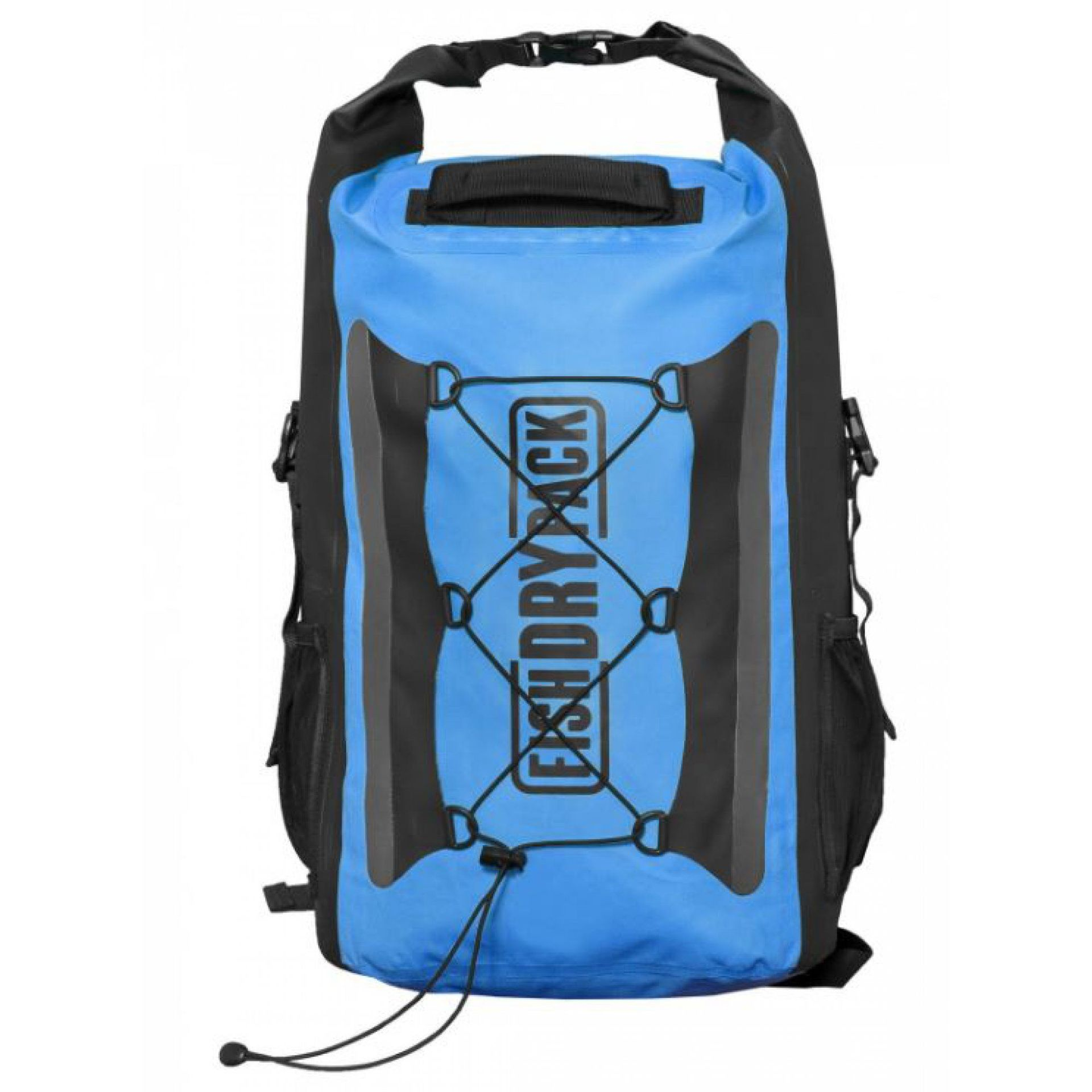 PLECAK FISH SKATEBOARDS FISH DRY PACK EXPLORER 20L BLUE 2