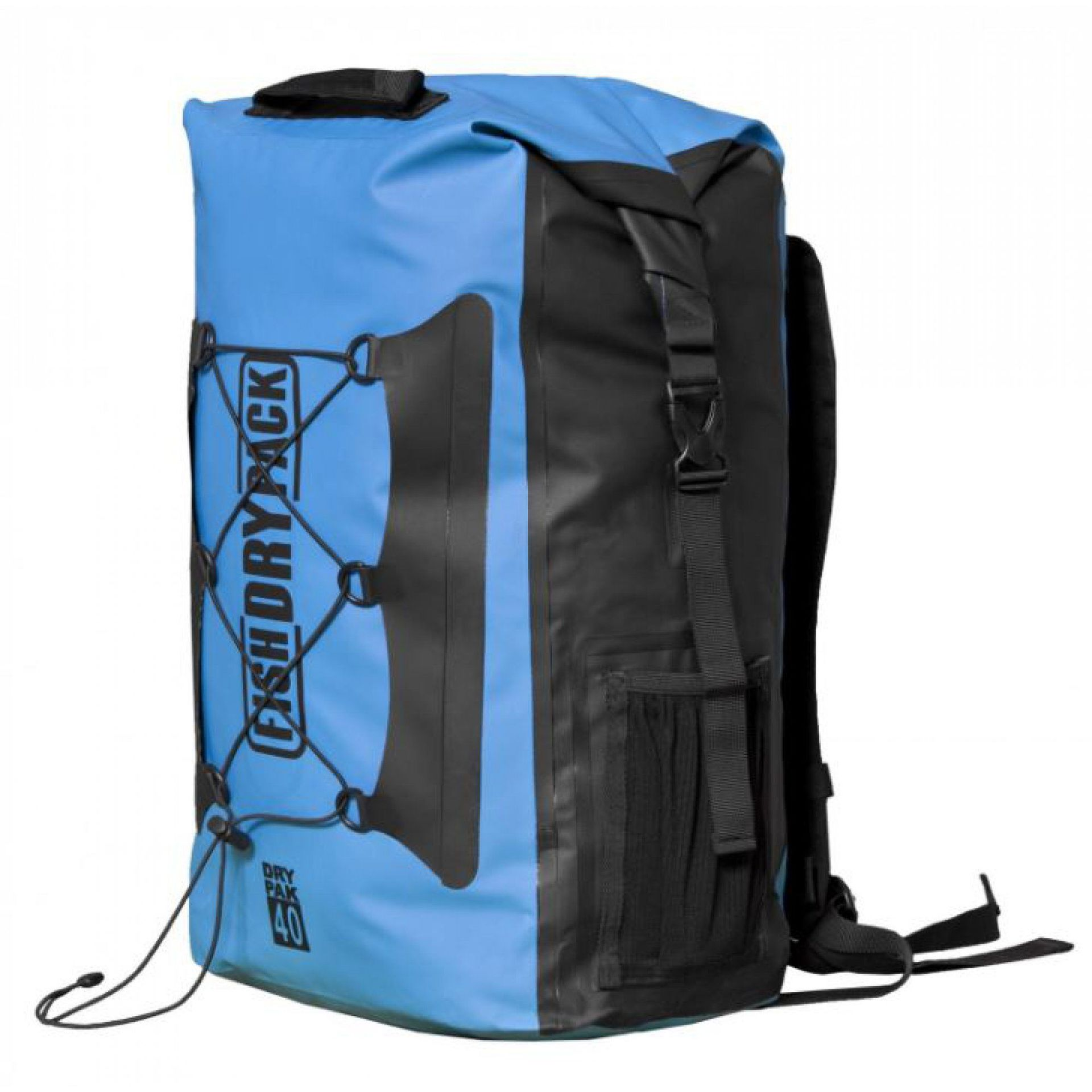 PLECAK FISH SKATEBOARDS FISH DRY PACK EXPLORER 20L BLUE 3