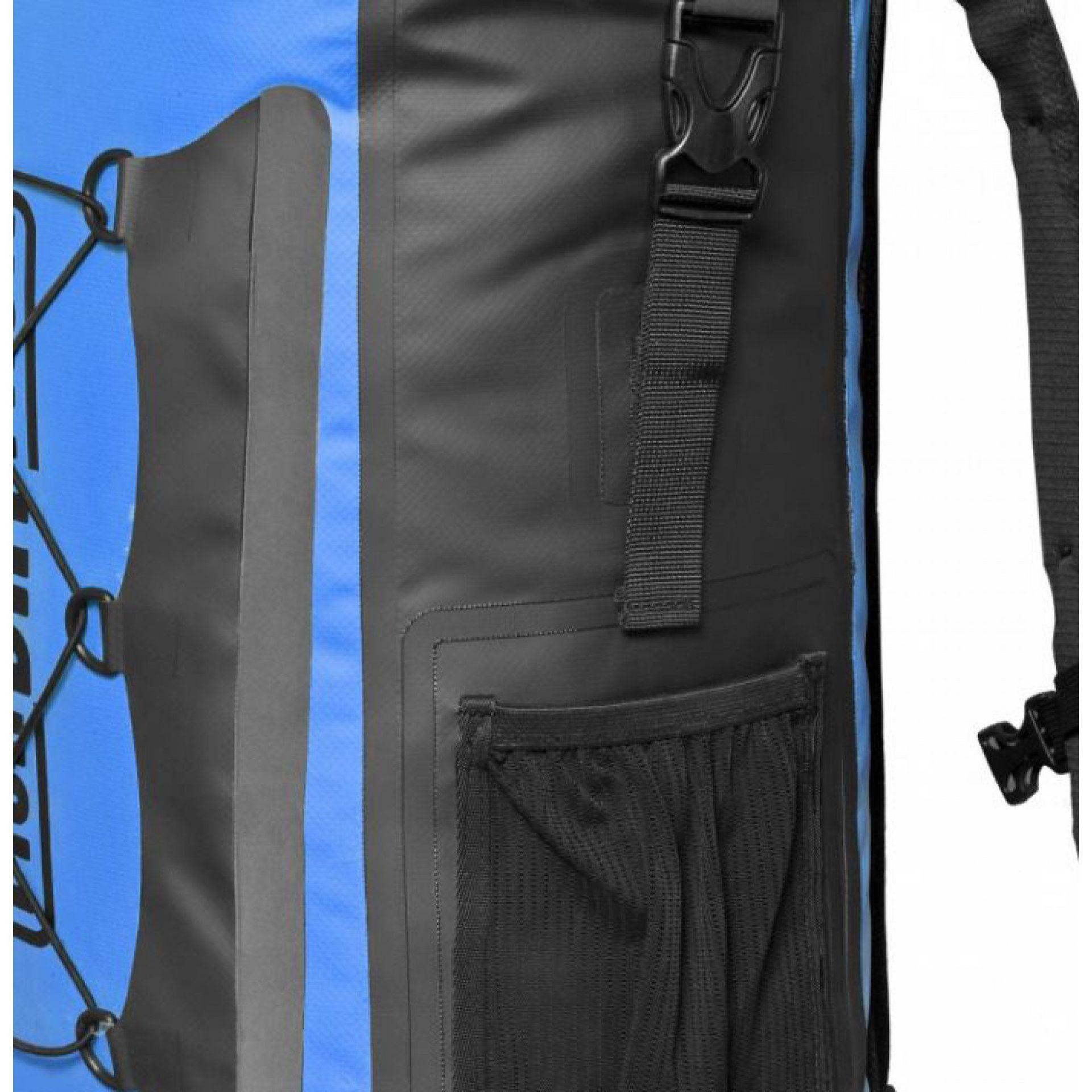 PLECAK FISH SKATEBOARDS FISH DRY PACK EXPLORER 20L BLUE 8