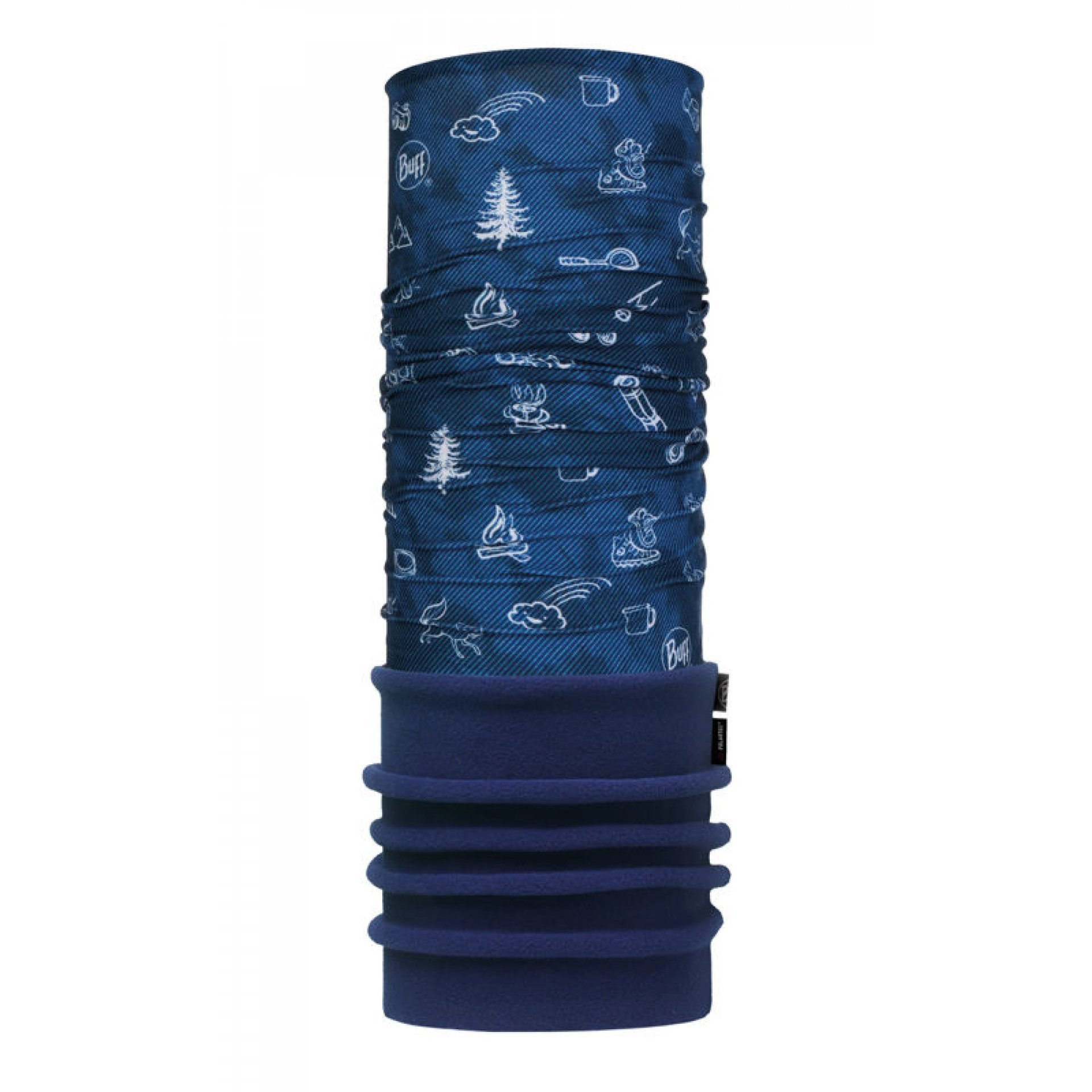 POLAR US JR FUNNY CAMP NAVY BUFF