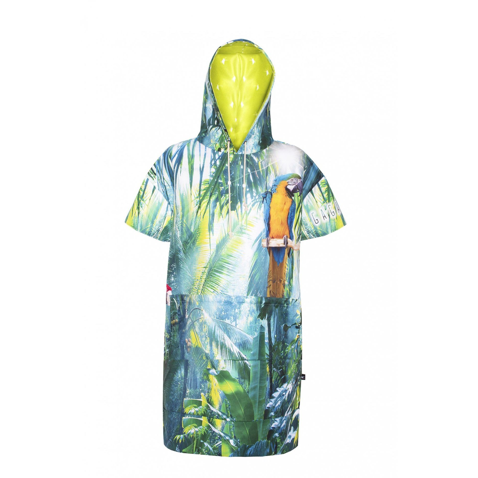 PONCHO GAGABOO JUNGLE CALL W 1