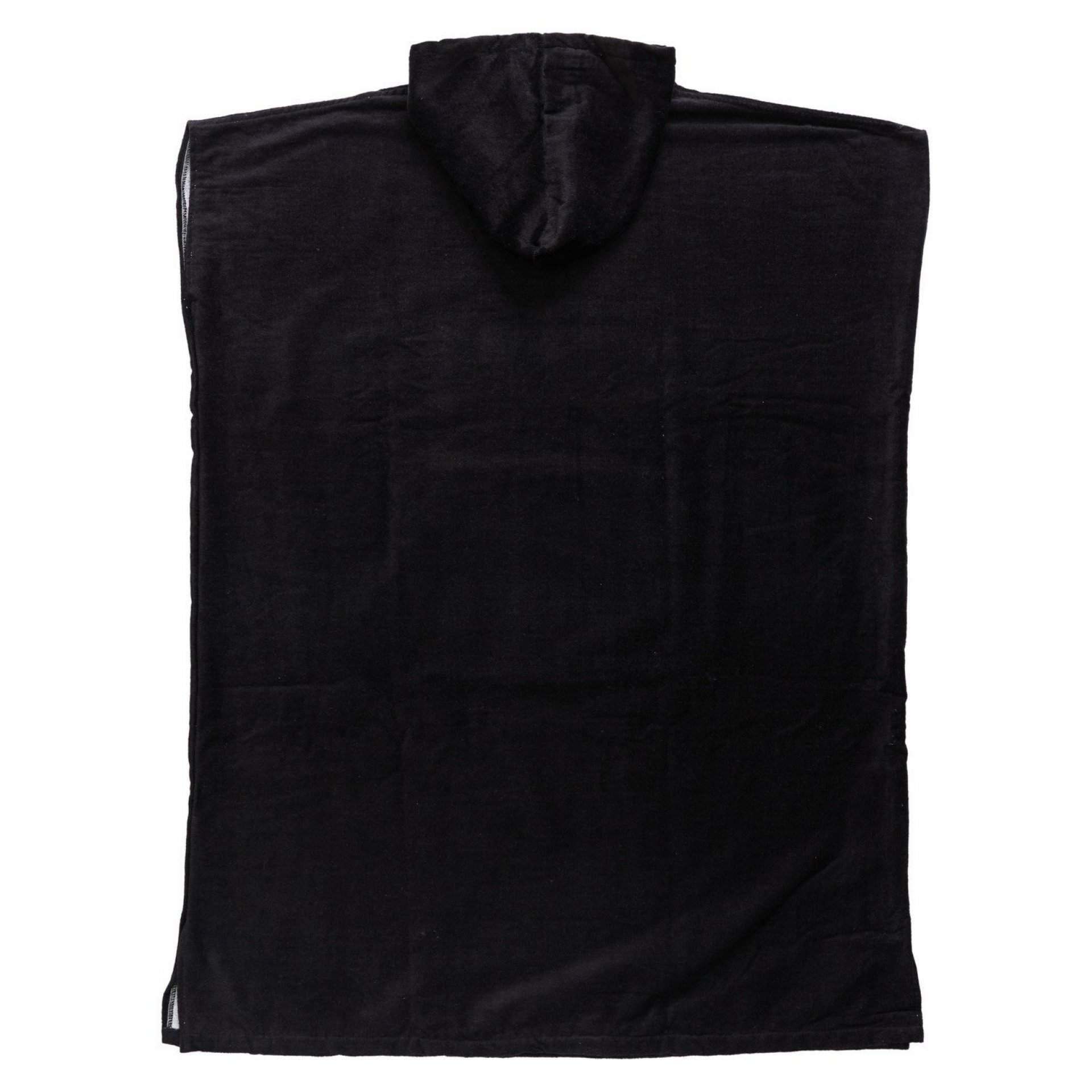 PONCHO RĘCZNIK QUIKSILVER HOODY TOWEL AQYAA03233 KVJ0 Z TYŁU