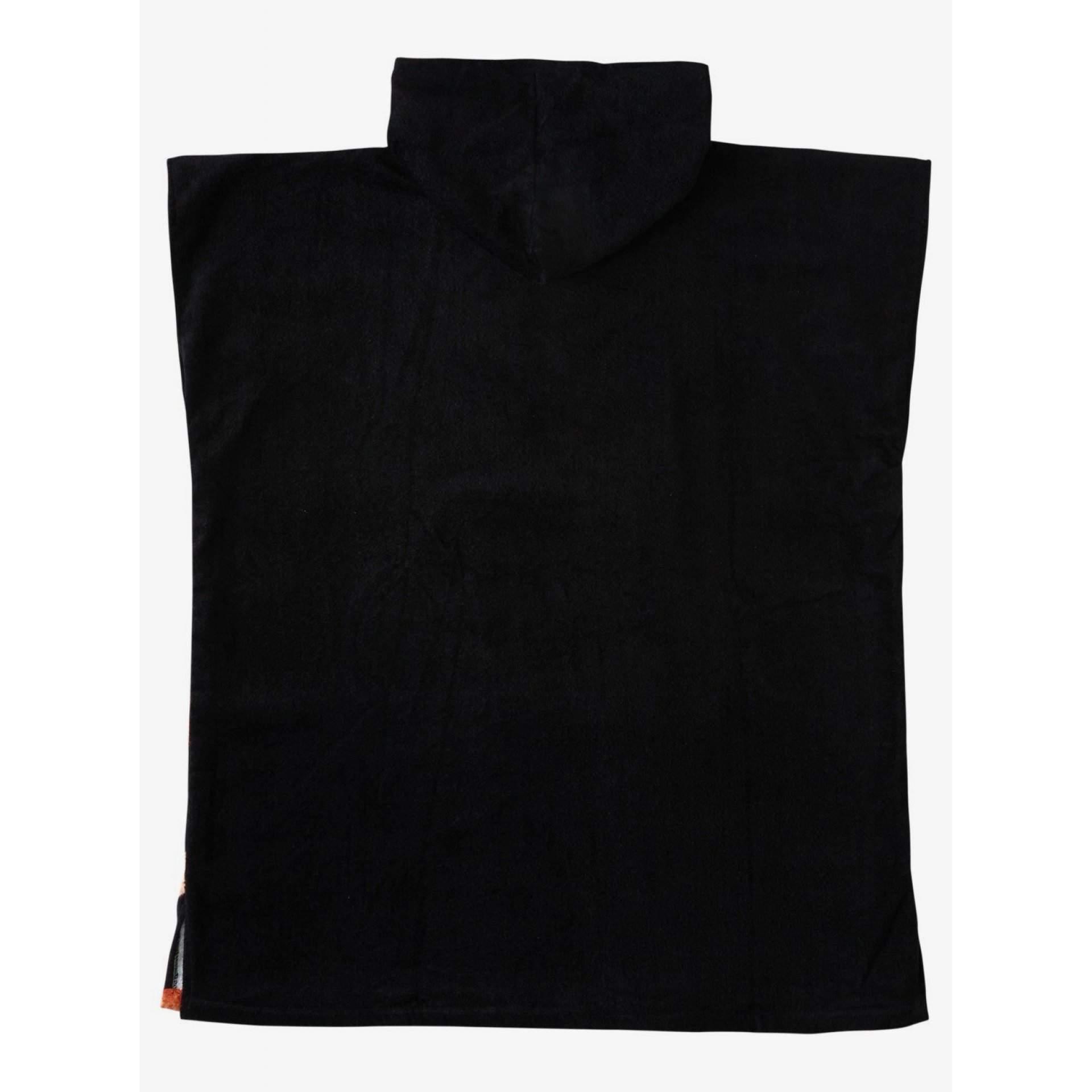 PONCHO RĘCZNIK QUIKSILVER HOODY TOWEL YOUTH AQBAA03033 KVJ0 Z TYŁU